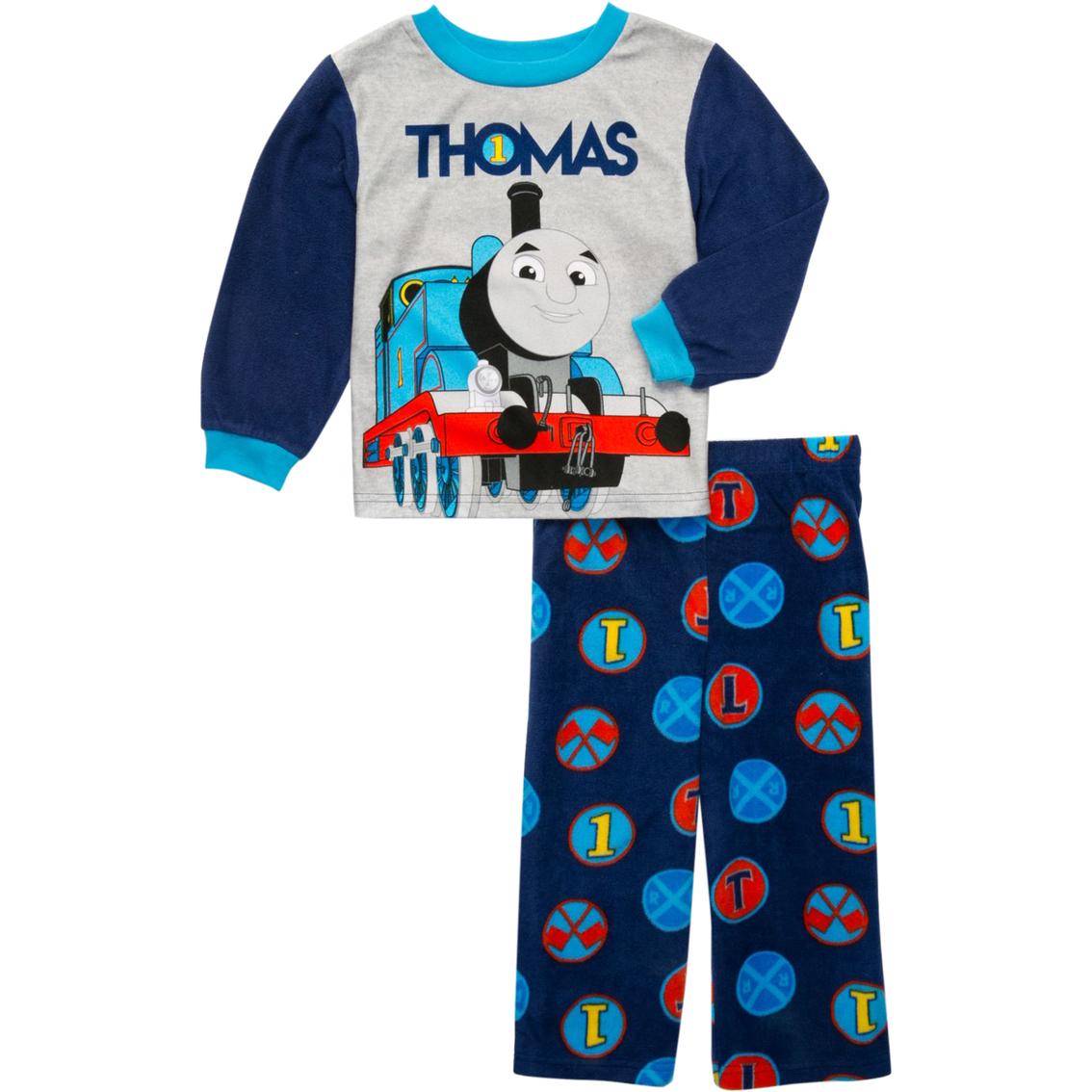 Thomas /& Friends Toddler Boys 2-Piece Pajama Set Size 2T 3T 4T $36