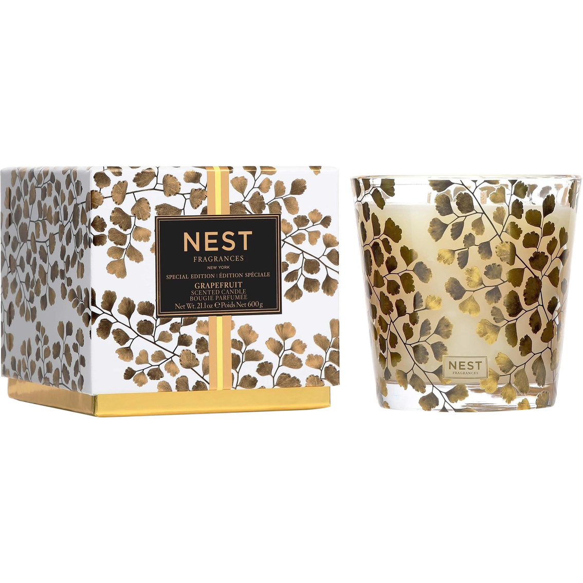 Nest Fragrances Grapefruit Special Edition 3 Wick Candle Candles Home Fragrance Household Shop The Exchange