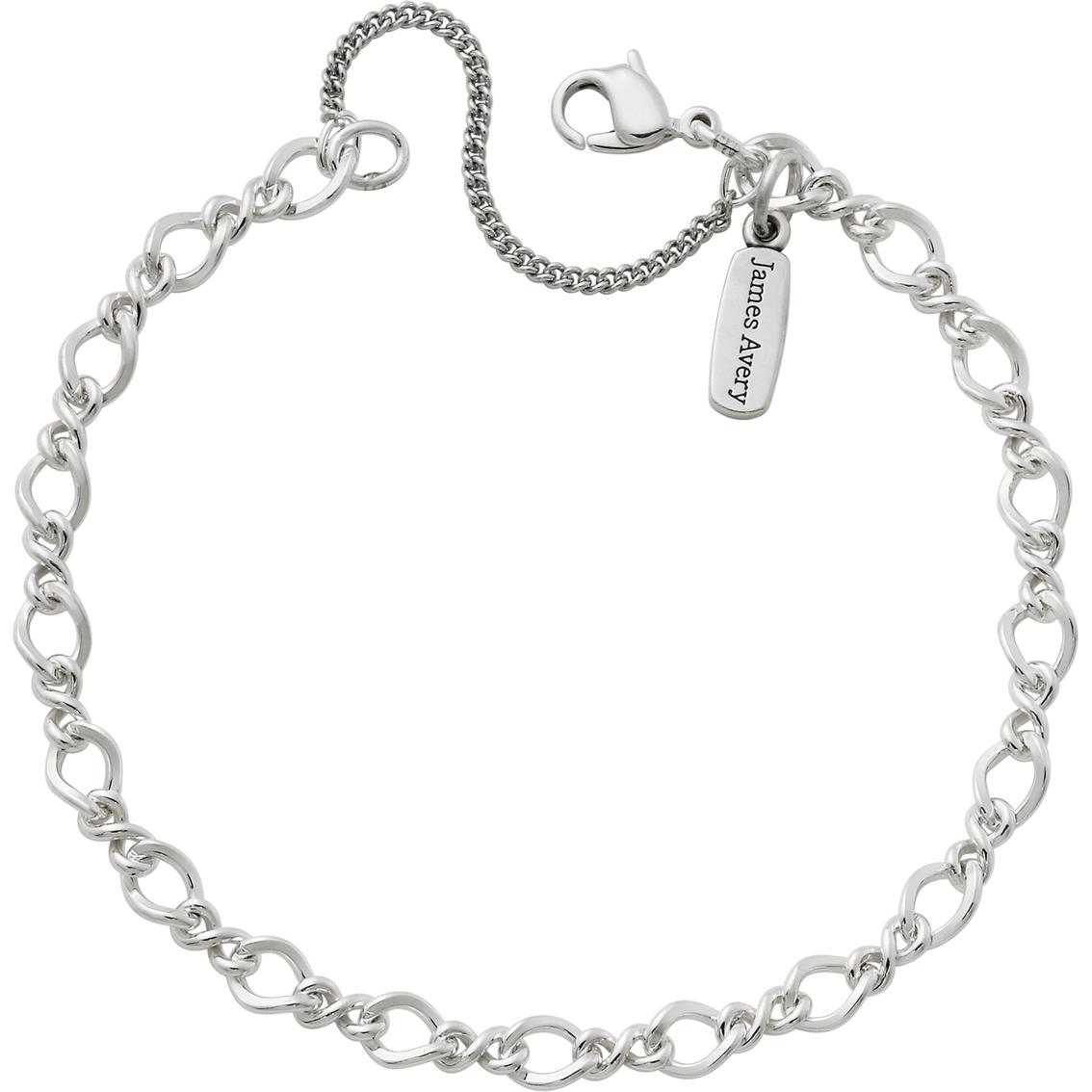 James Avery Medium Twist Charm Bracelet   Silver Bracelets ...