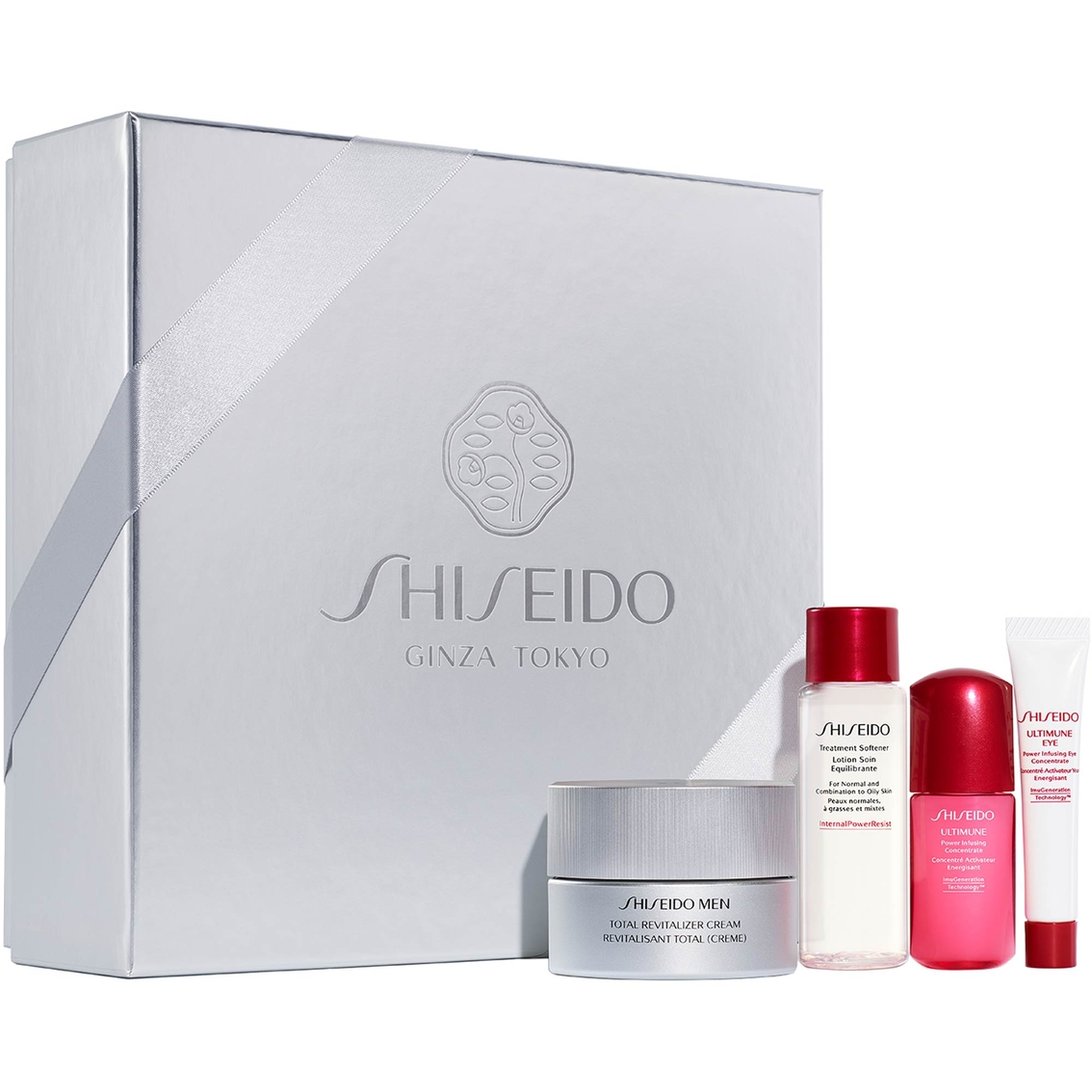 Shiseido Men S Skincare Essentials Skin Care Gift Sets Beauty Health Shop The Exchange