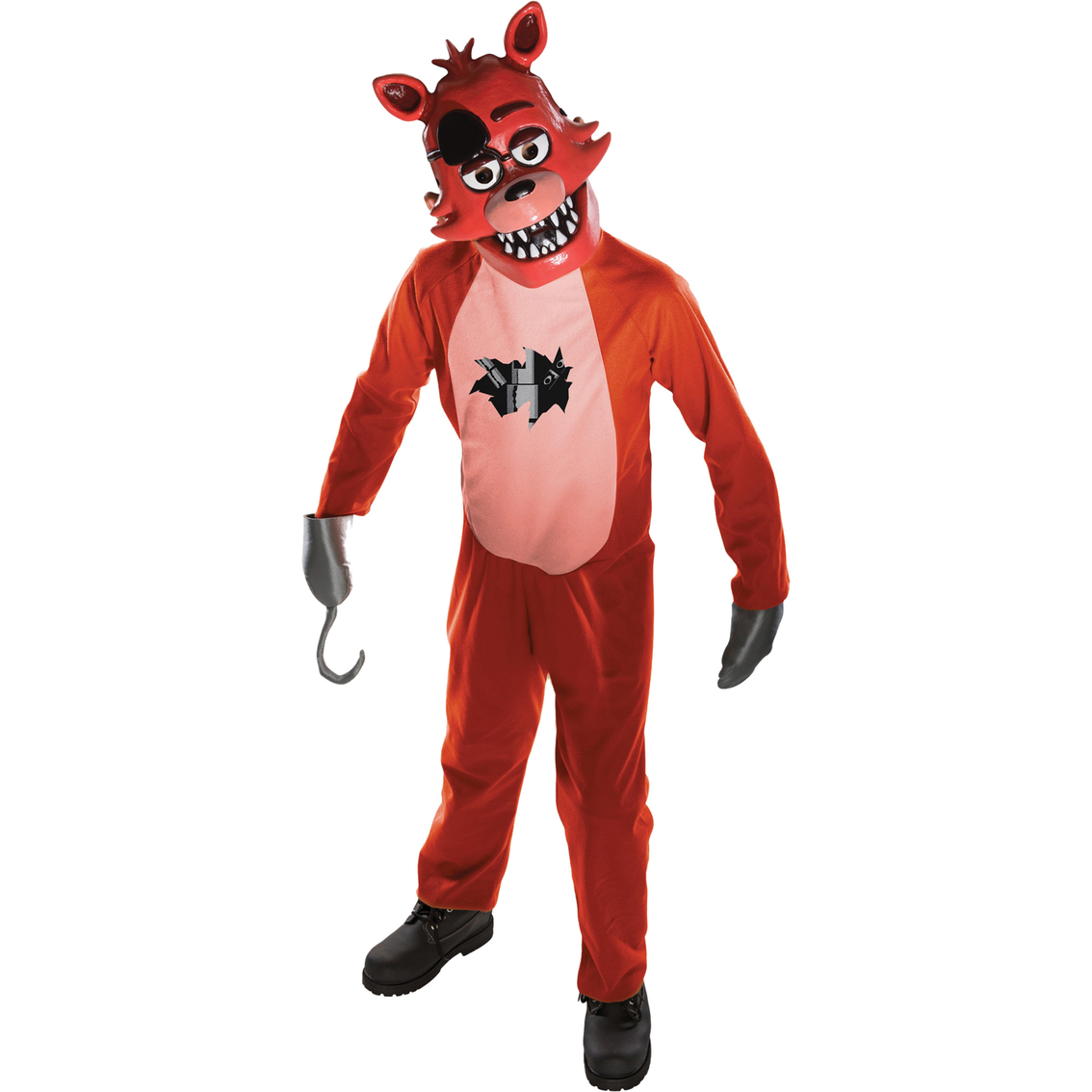 Rubies Costume Kids Five Nights at Freddys Foxy Half Mask