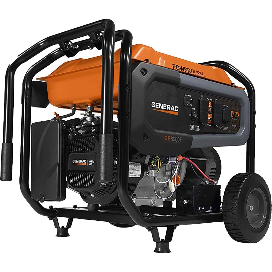 Generac Portable 8000w Generator   Generators   More ...