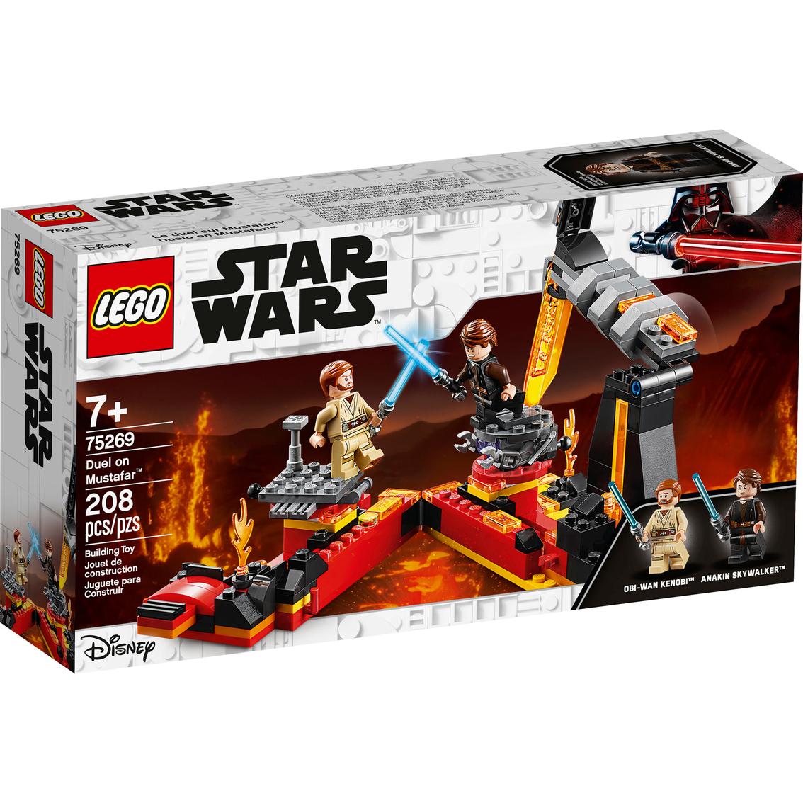 Lego Star Wars Anakin Skywalker Vs Obi Wan Kenobi Playset Building Toys Baby Toys Shop The Exchange