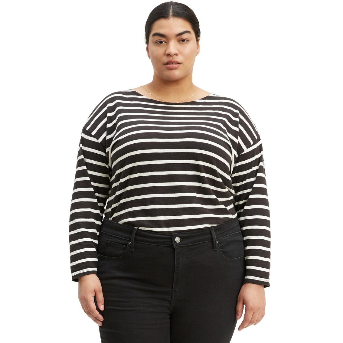Levi\'s Plus Size Cora Sailor Tee | T-shirts | Clothing ...
