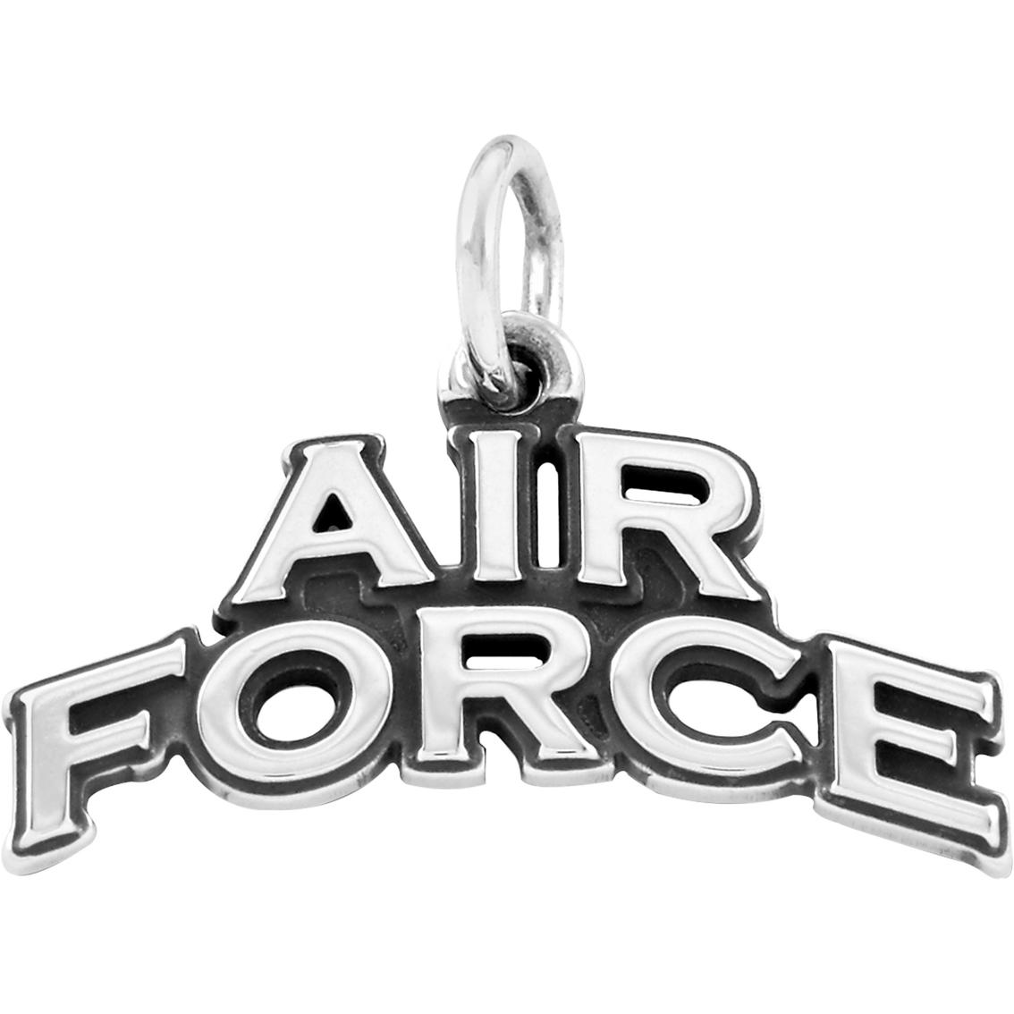 Military Charm Service Charm Pendant Charms Air Force Charm Military Charm U.S