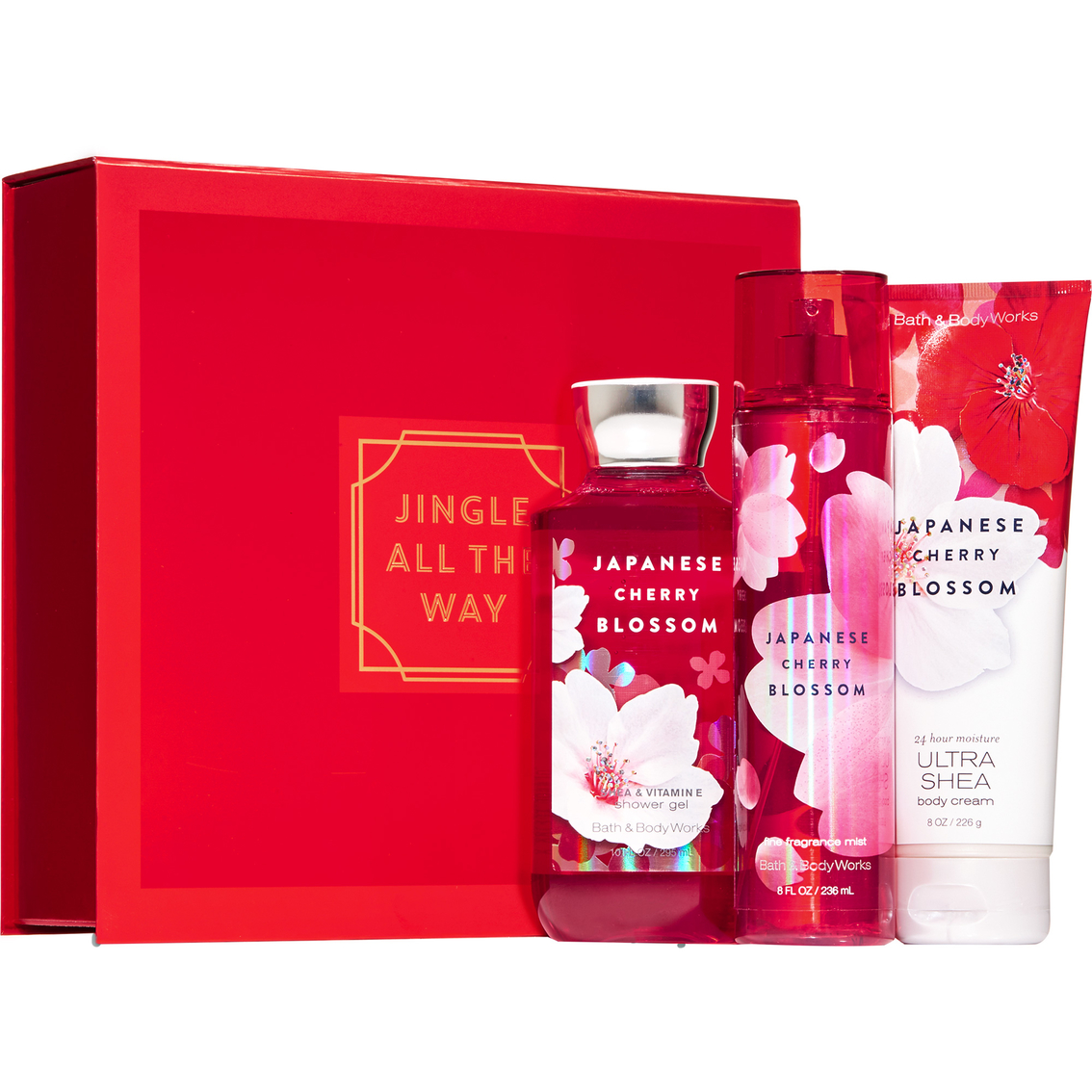 Bath Body Works Giftset Jcb Holiday Full Size Trio Easel Box Body Bath Gift Sets Beauty Health Shop The Exchange