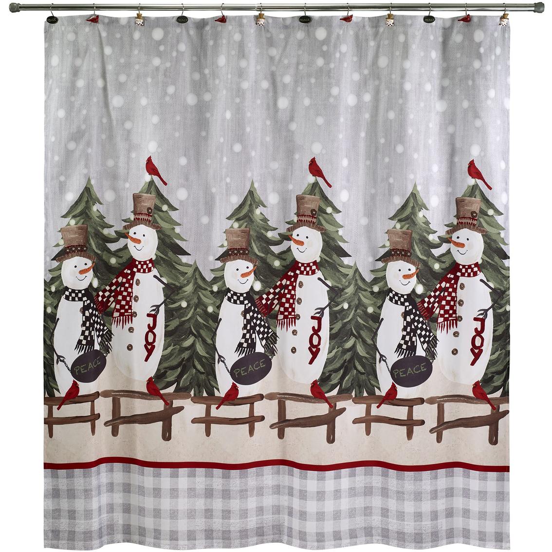 Avanti Country Friends Shower Curtain Shower Curtains