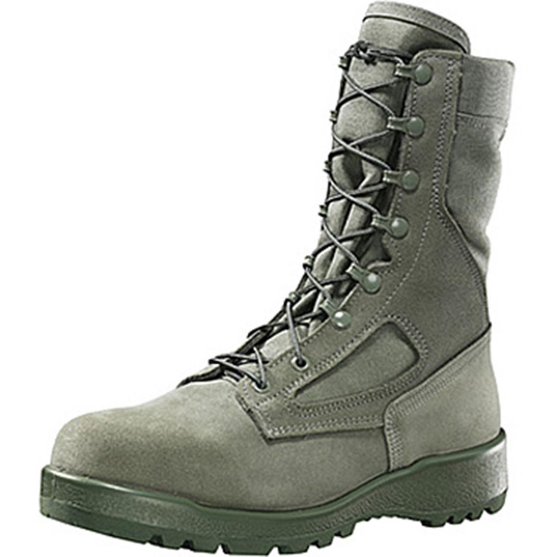 4e0a4315cdf6 Belleville Women s 600t Hot Weather Safety Toe Boots