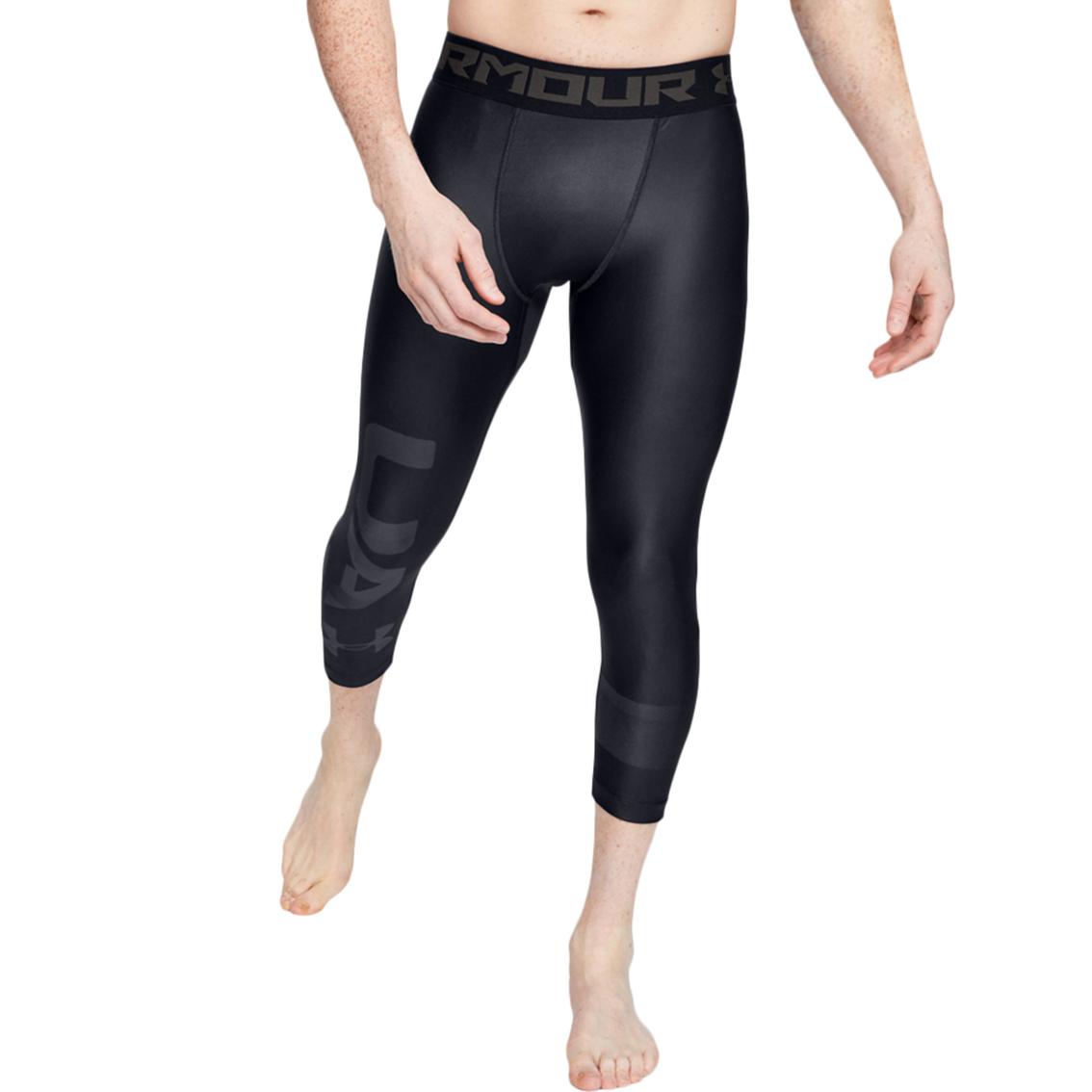 Derivación Debilidad abortar  Under Armour Men's Heatgear Armour 2.0 Graphic 3/4 Leggings | Pants |  Clothing & Accessories | Shop The Exchange