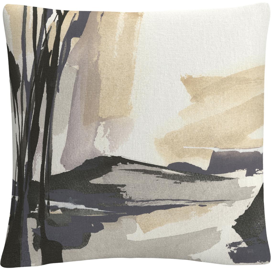 Trademark Fine Art Chris Paschke Placid Iv Decorative Throw Pillow Throw Pillows Household Shop The Exchange