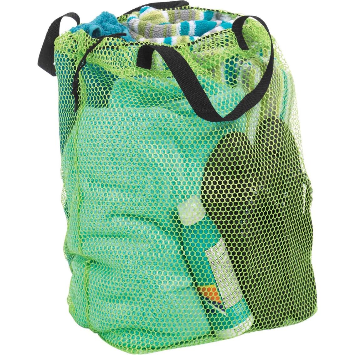 Homz Mesh Laundry Tote Bag Laundry Home Amp Appliances