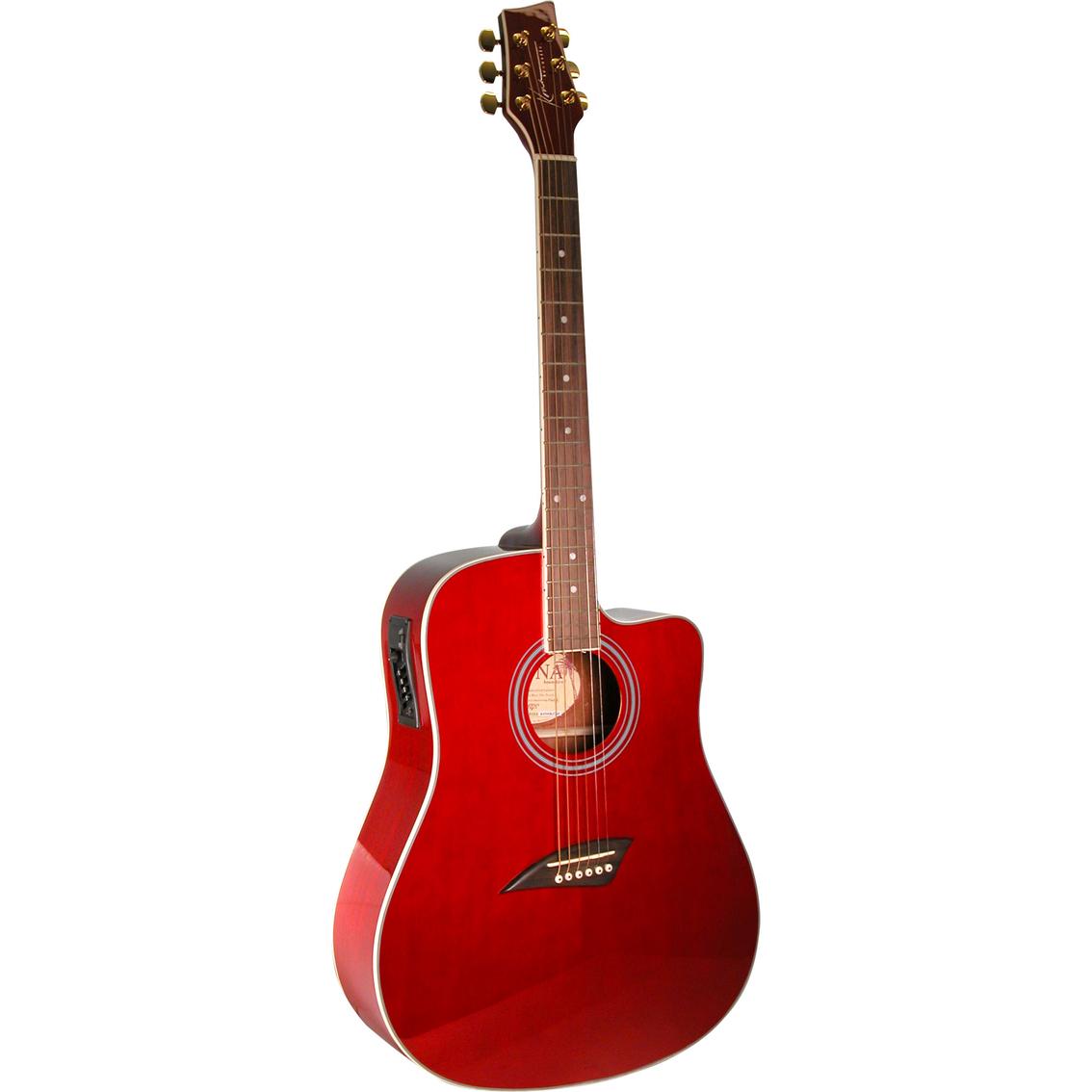 kona acoustic electric guitar guitars electronics shop the exchange. Black Bedroom Furniture Sets. Home Design Ideas