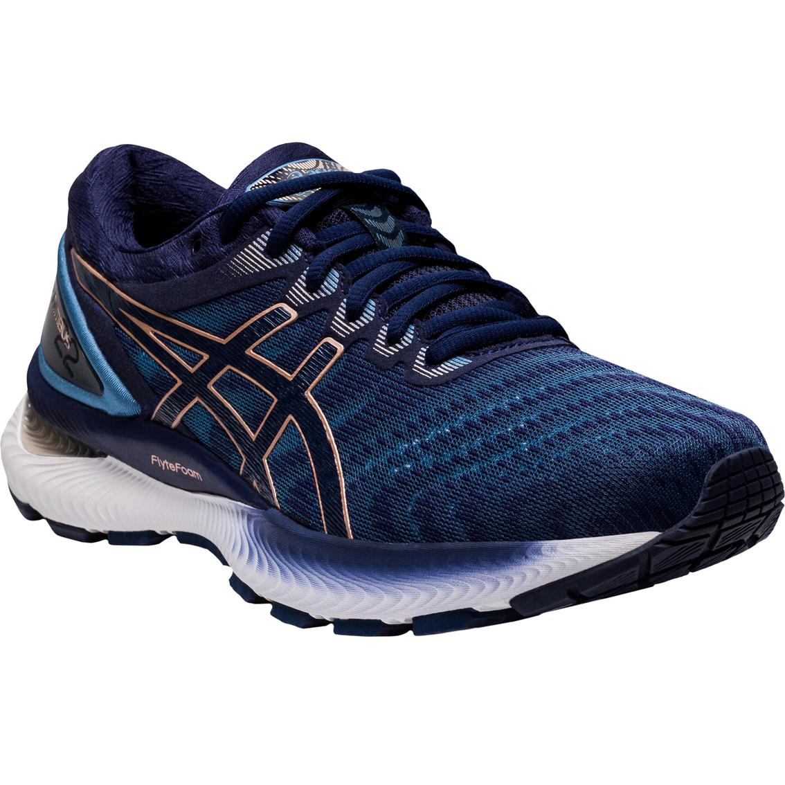 Women's GEL Nimbus 22 | BlackBlack | Running Shoes | ASICS