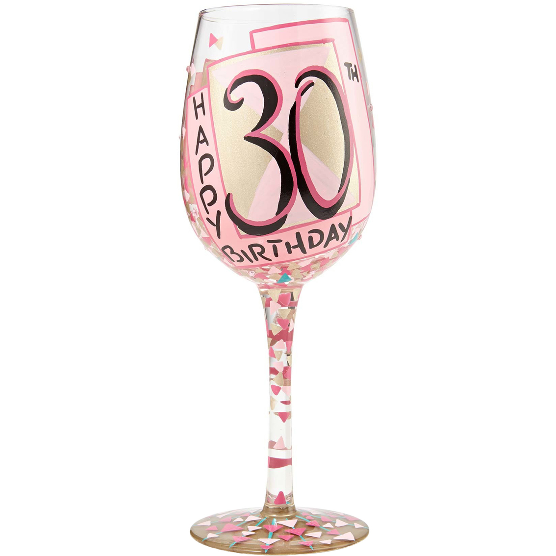 Lolita 30th Birthday Wine Glass | Beer, Bar & Wine Glasses | Household