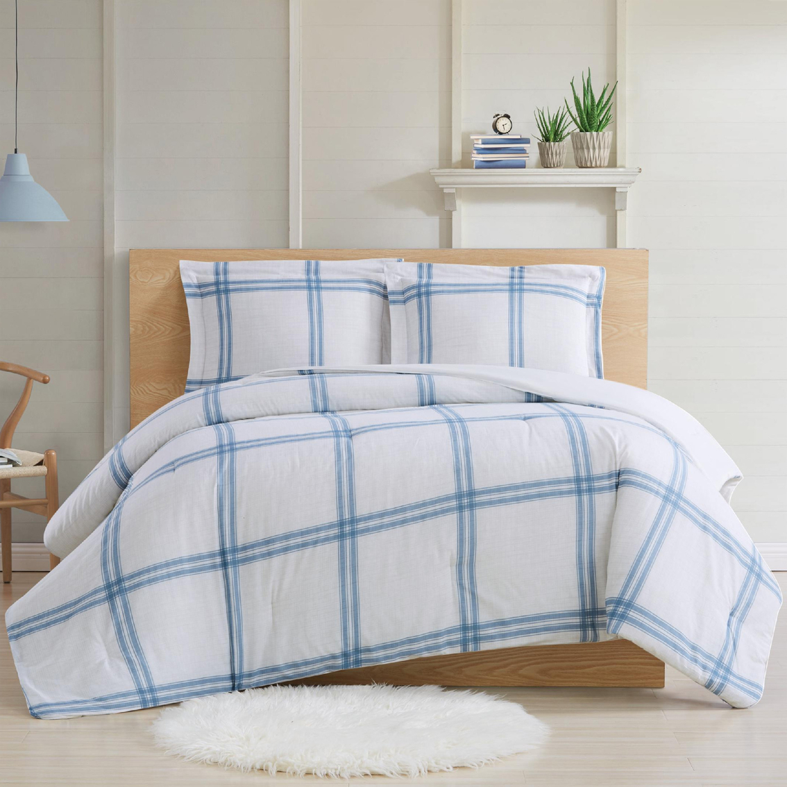 Cottage Classics Farmhouse 3 Pc Comforter Set Bedding Sets Household Shop The Exchange