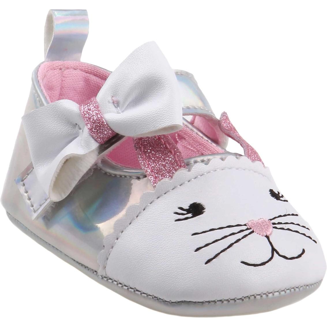 Laura Ashley Infant Girls Kitty Slip On
