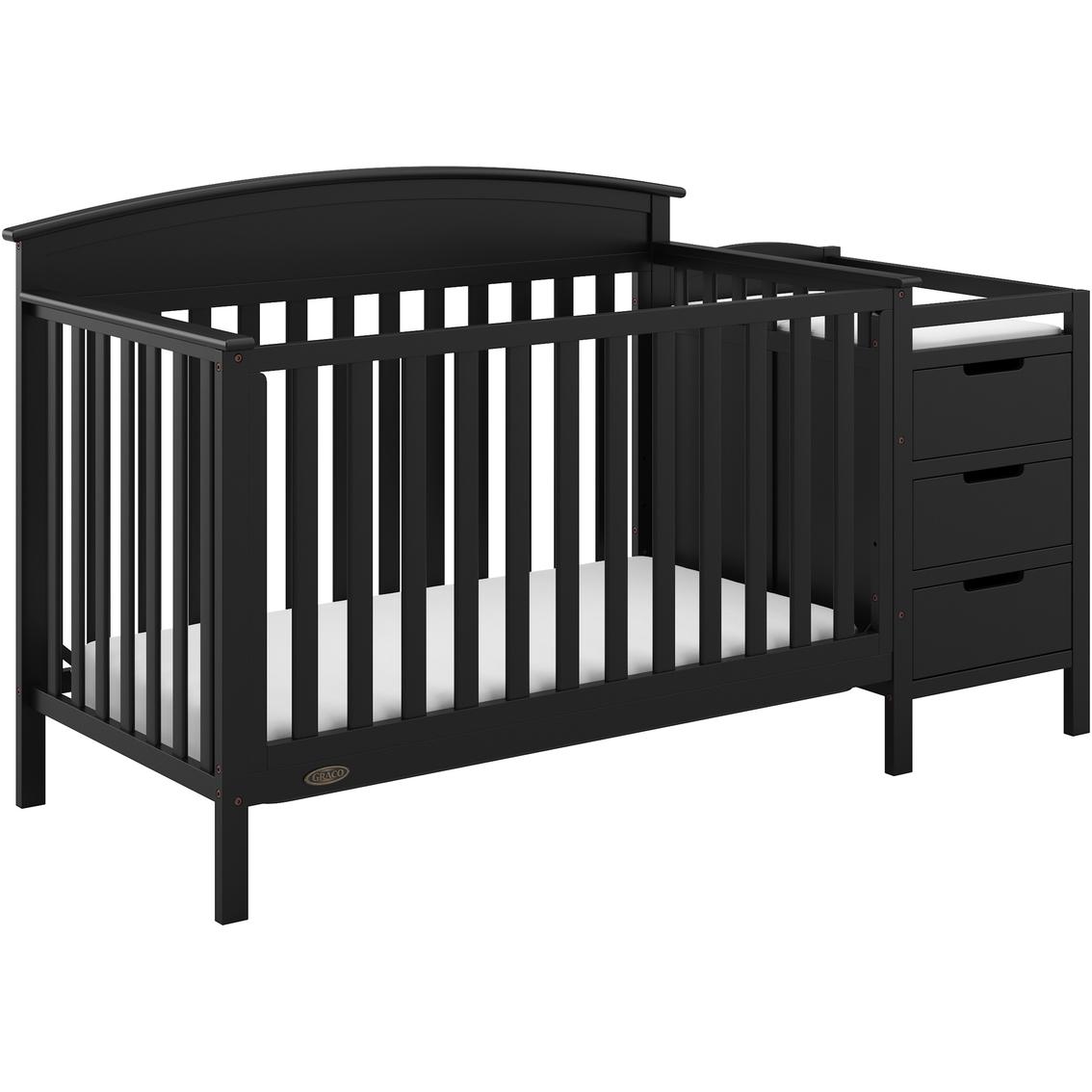 Graco Benton 4 In 1 Convertible Crib And Changer Cribs Baby Toys Shop The Exchange