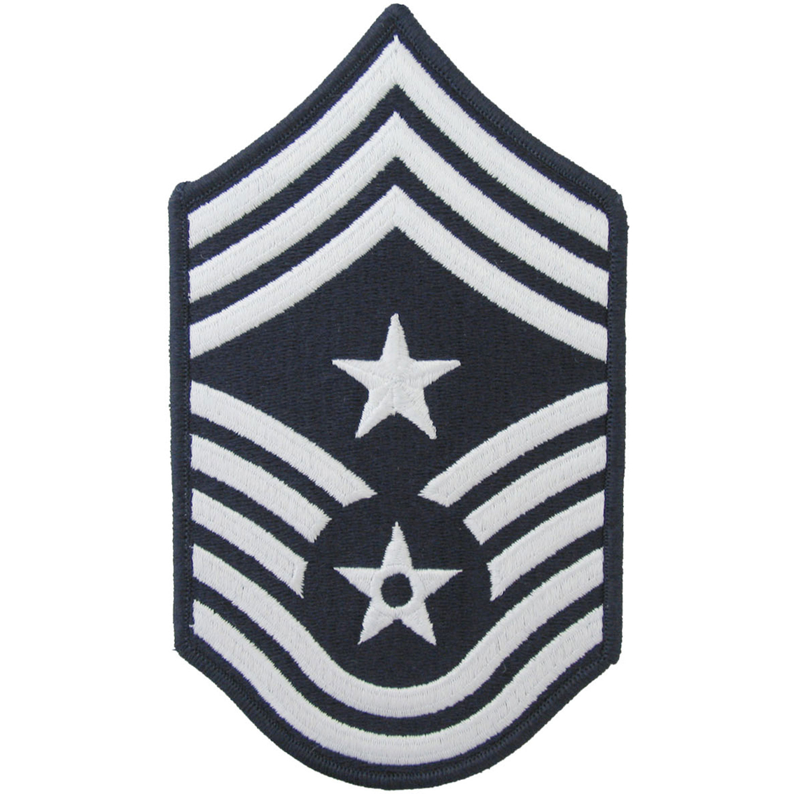 Air force command chief master sergeant ccm large blue chevron 0000 biocorpaavc Gallery