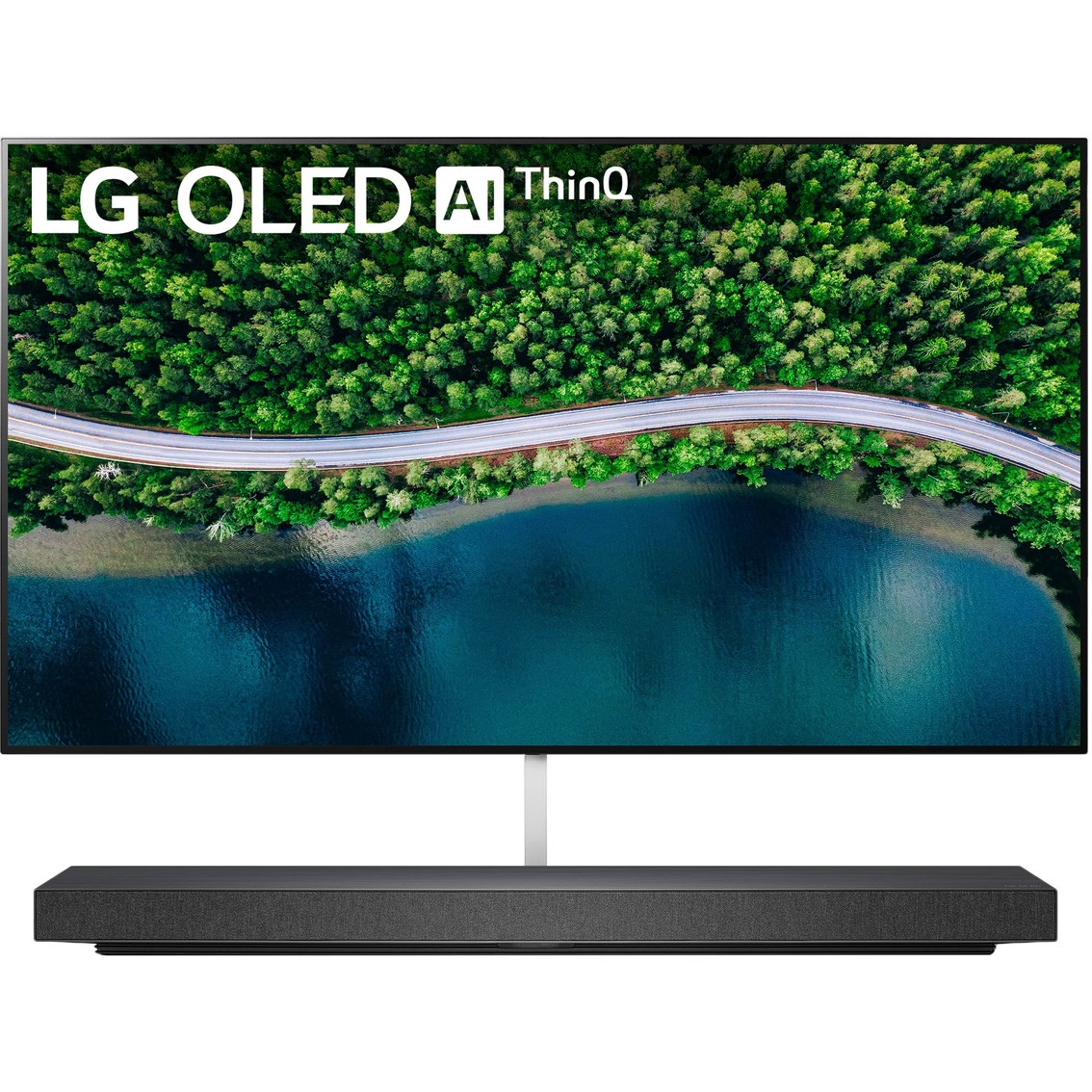 Lg 65 In Wx Wallpaper 4k Uhd Hdr Oled Smart Tv With Ai Thinq Oled65wxpua Tvs Electronics Shop The Exchange