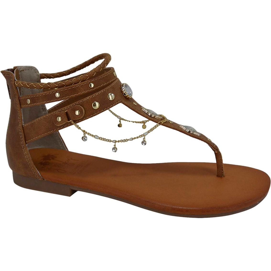 Jellypop Leta Flat Women's Sandals   Flats   Shoes   Shop The Exchange