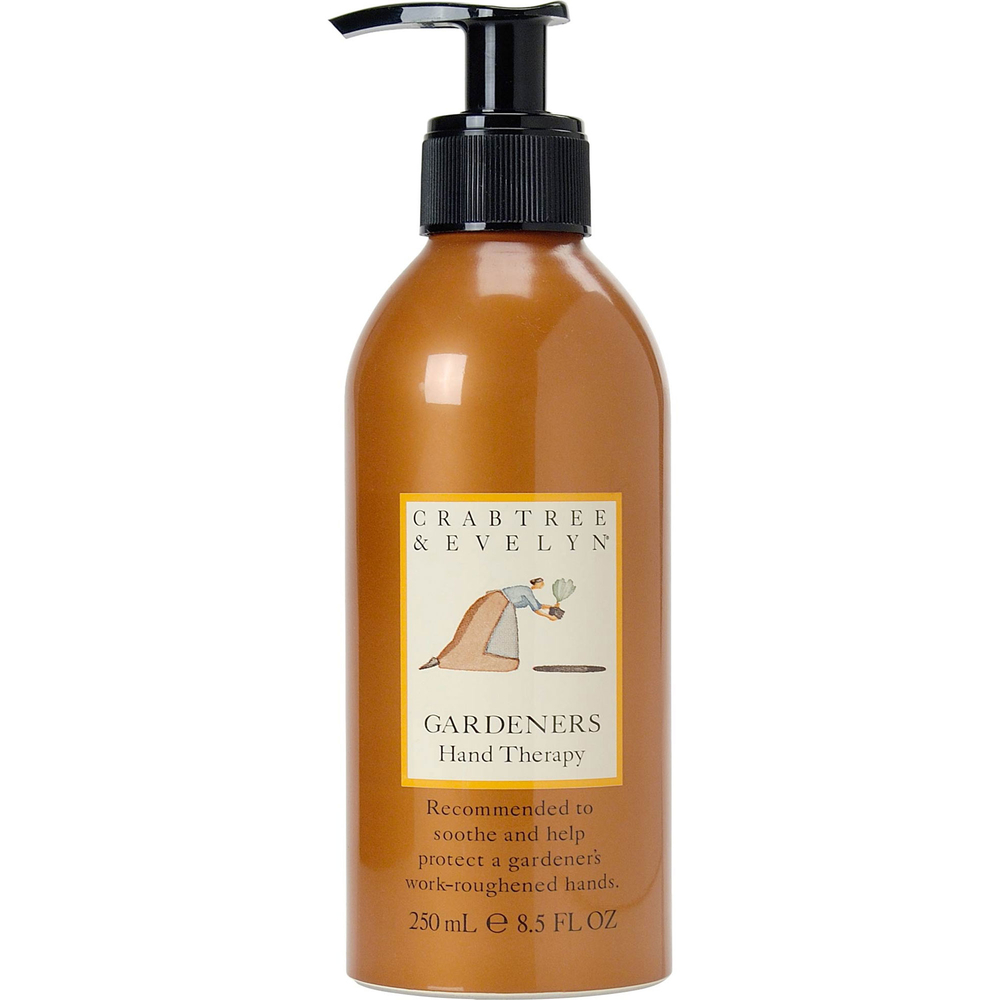 Crabtree Evelyn Gardeners 8 8 Oz Hand Therapy Pump Crabtree And Evelyn Beauty Health