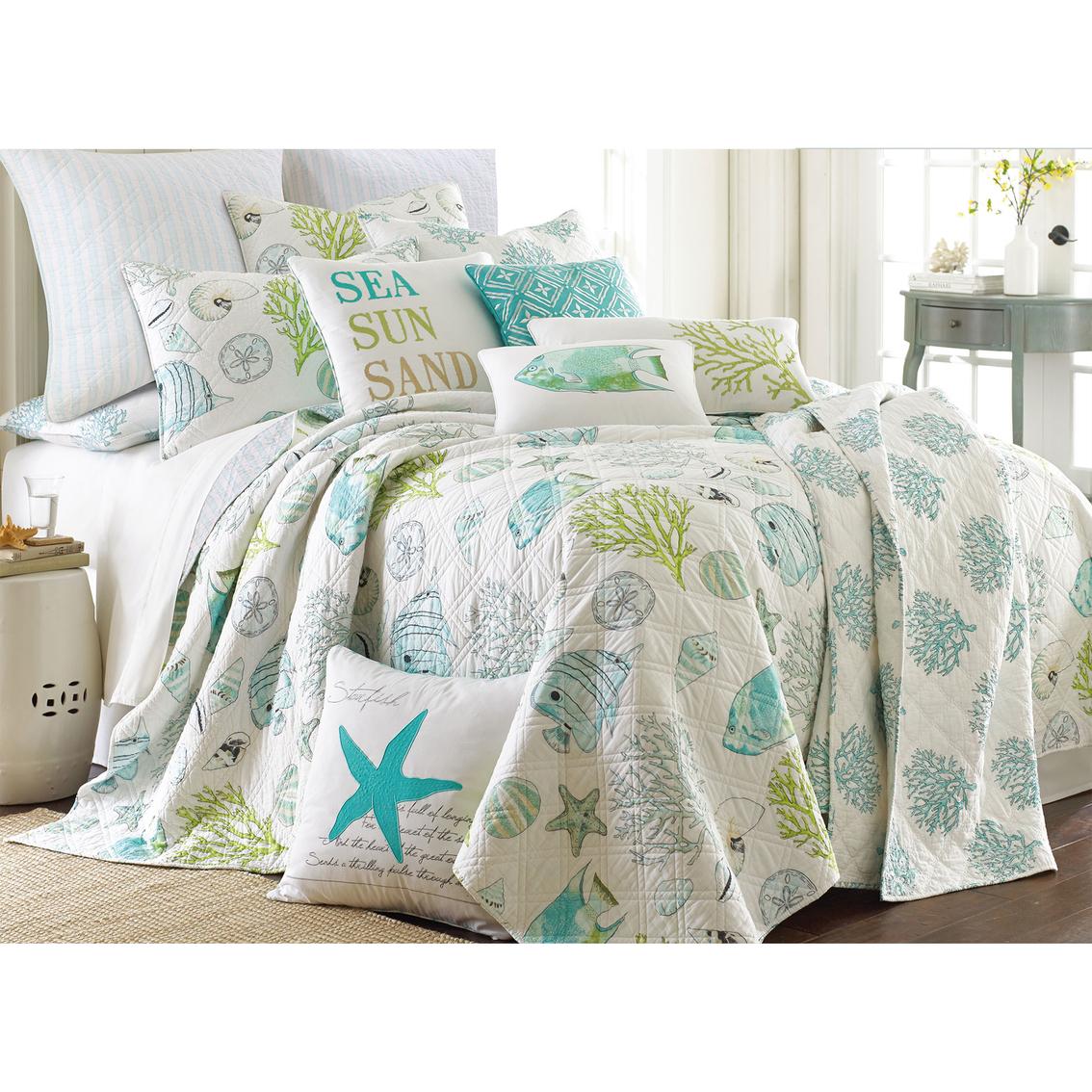Levtex Home Biscayne Quilt Set Bedding Sets Household Shop The Exchange