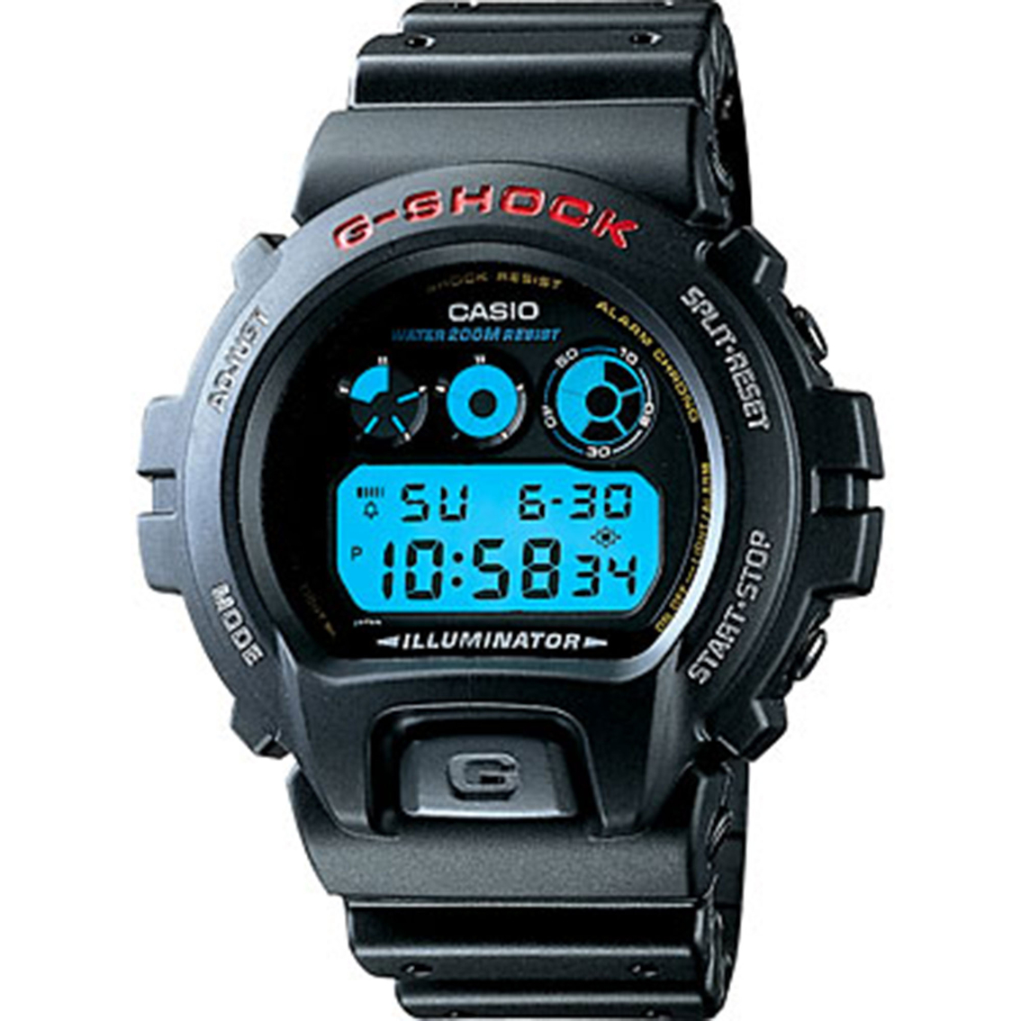 8001ab02a81 Casio G-shock Tough Sport Watch Dw690e12 e13