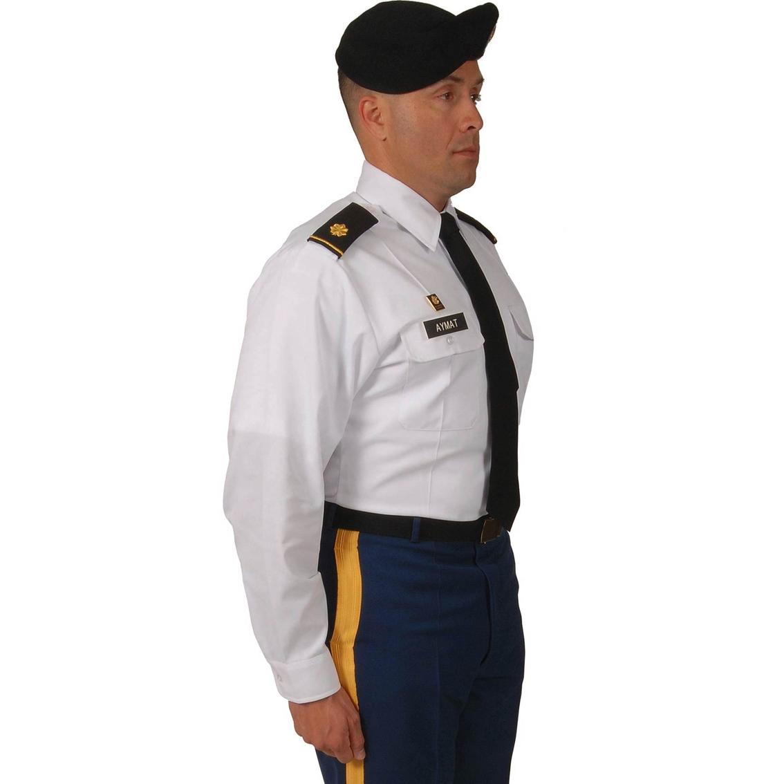 Darwood Tapered Shirt White Asu Shirts Military Shop The