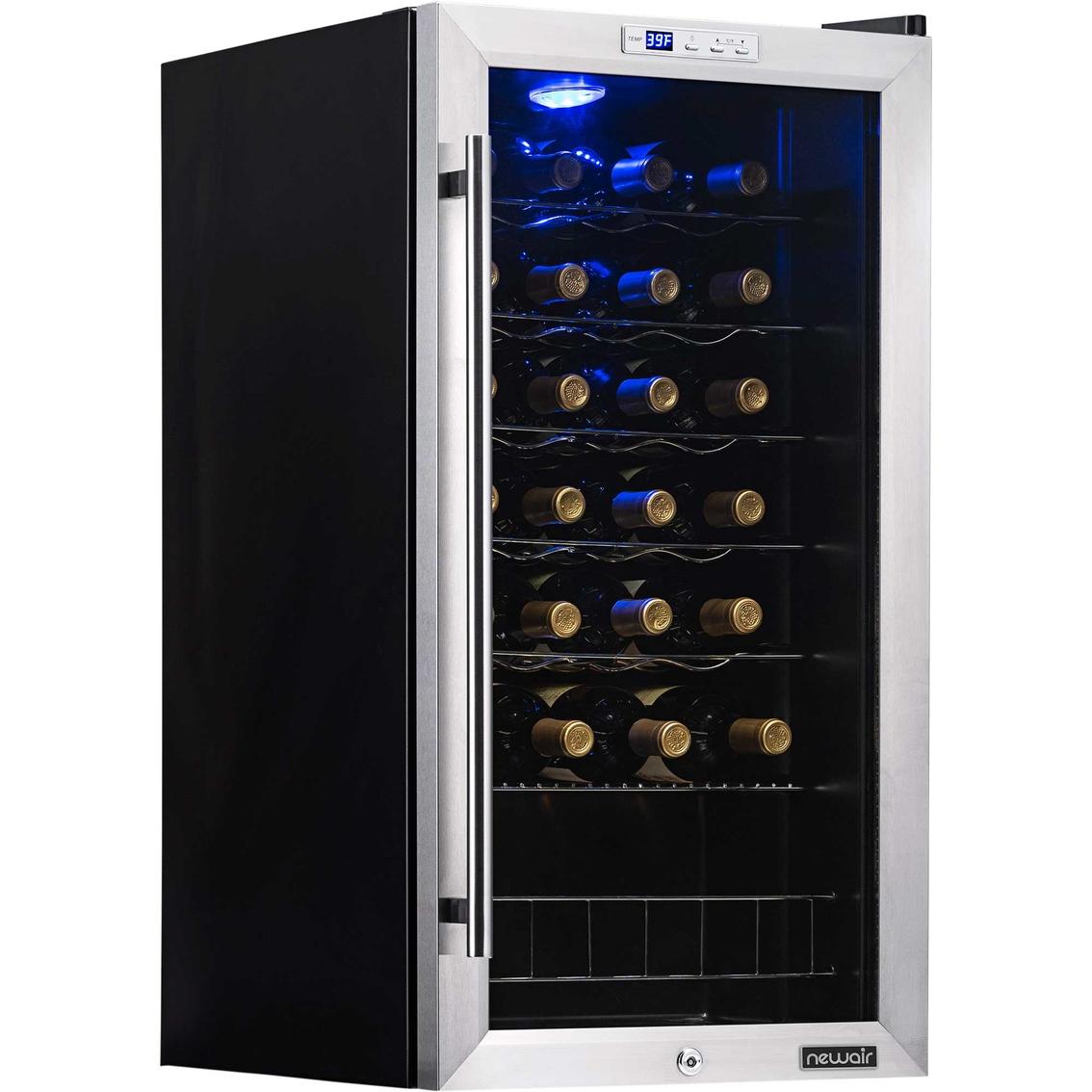 Newair Freestanding 27 Bottle Wine Cooler | Refrigerators | Furniture &  Appliances | Shop The Exchange