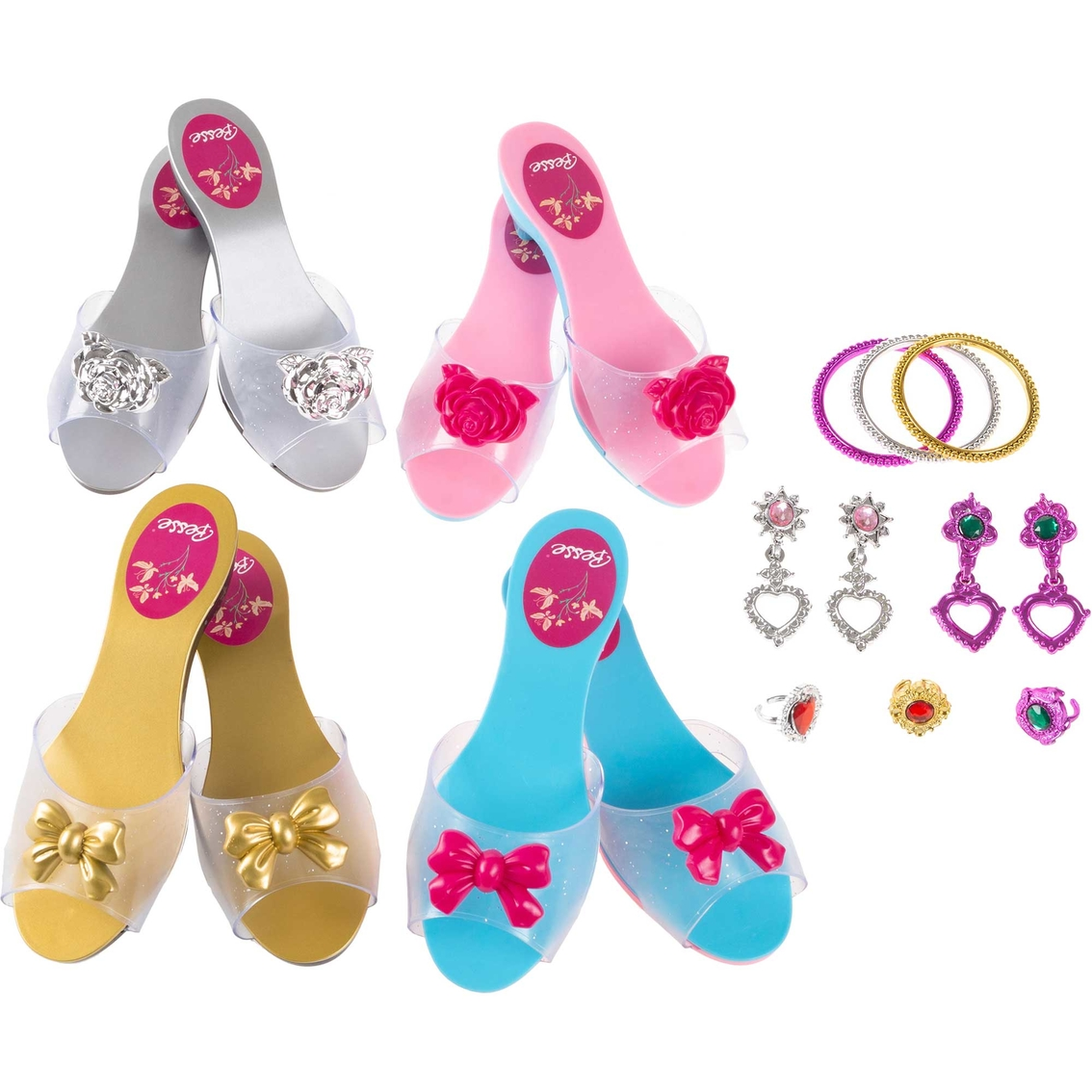 Hey! Play! Princess Dress Up Shoes And