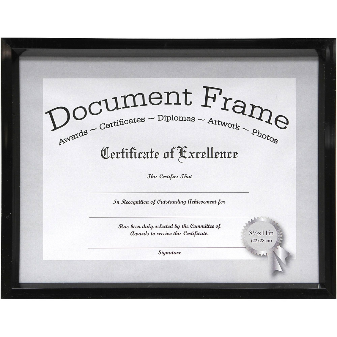 8.5 X11 In. Document Frame | Frames | Home & Appliances | Shop The ...