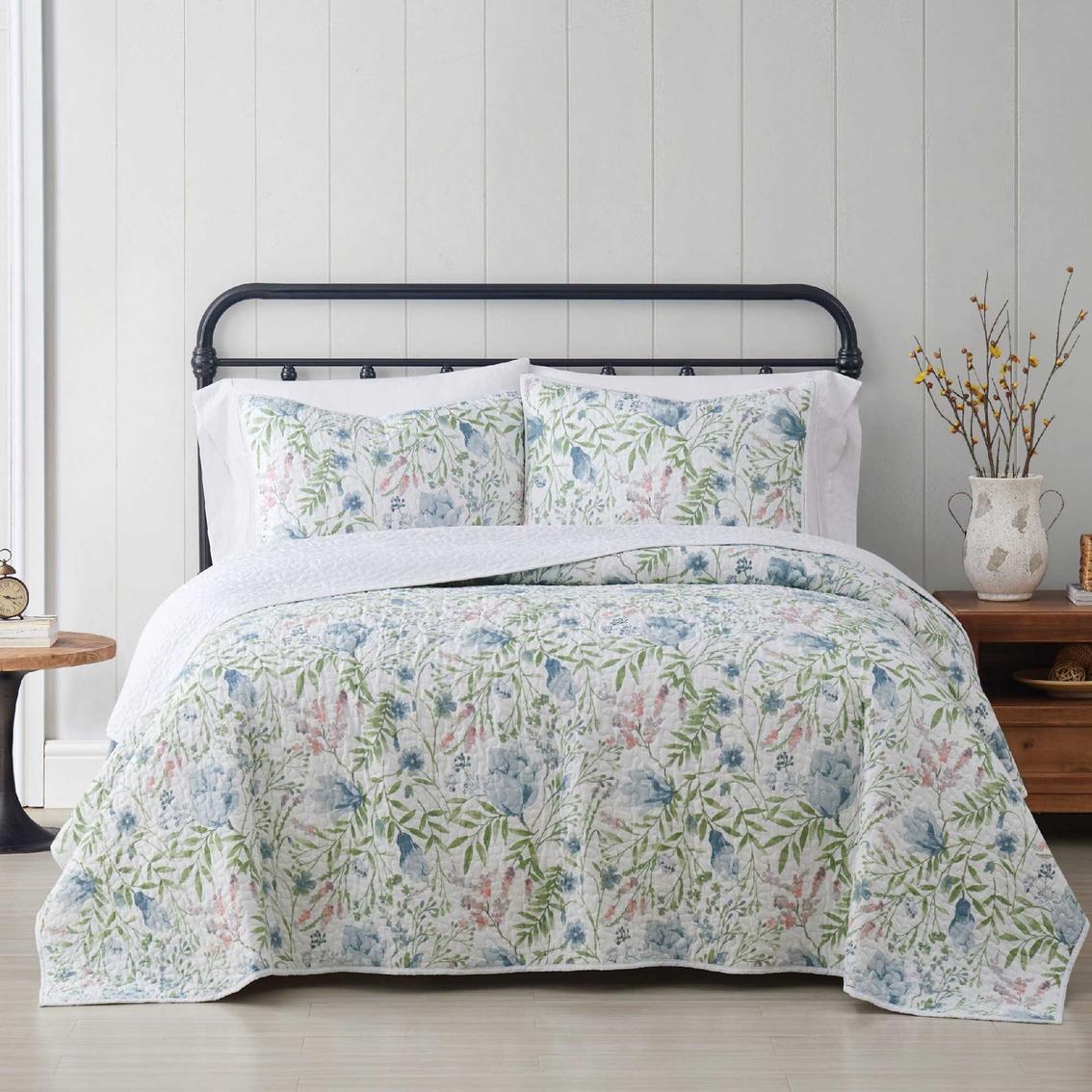 Cottage Classics Field Floral Quilt Set Bedding Sets Household Shop The Exchange