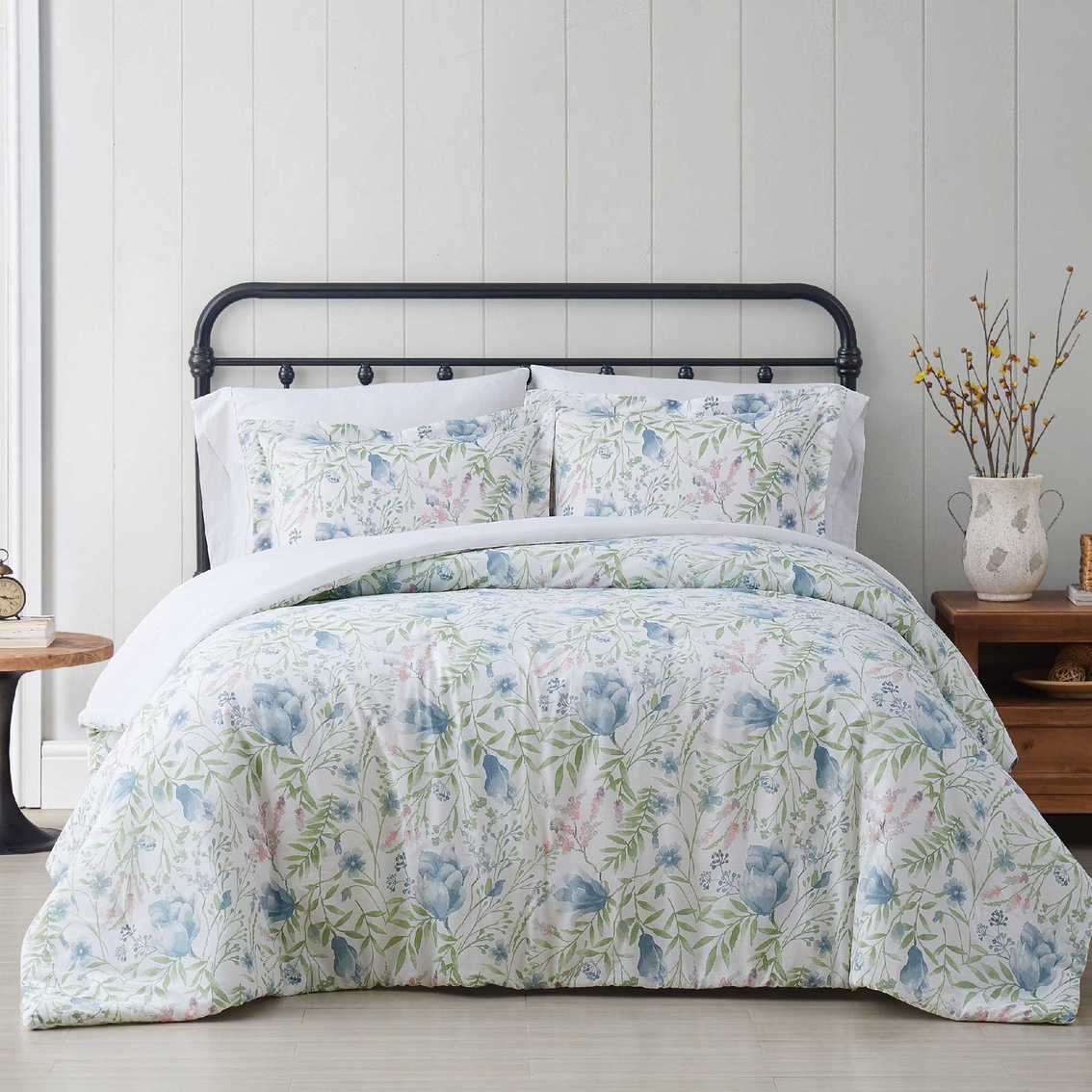 Cottage Classics Field Floral Comforter Set Bedding Sets Household Shop The Exchange
