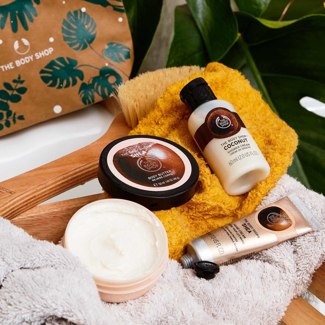 The Body Shop Nourishing Shea & Coconut Gift Pouch   Body & Bath ...