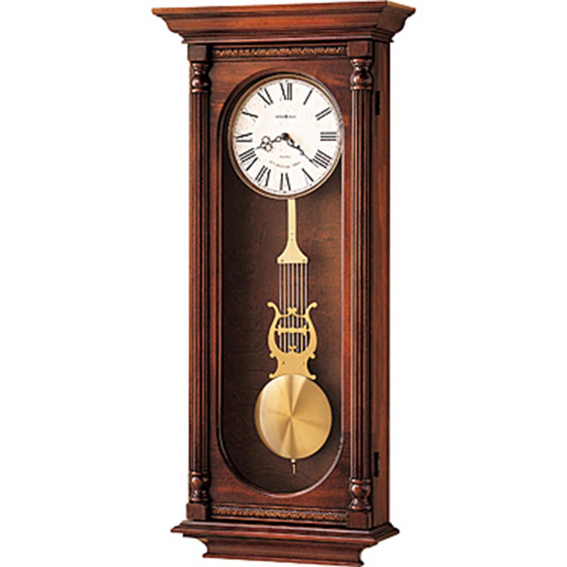 Howard miller helmsley wall clock clocks home appliances 5358 amipublicfo Gallery