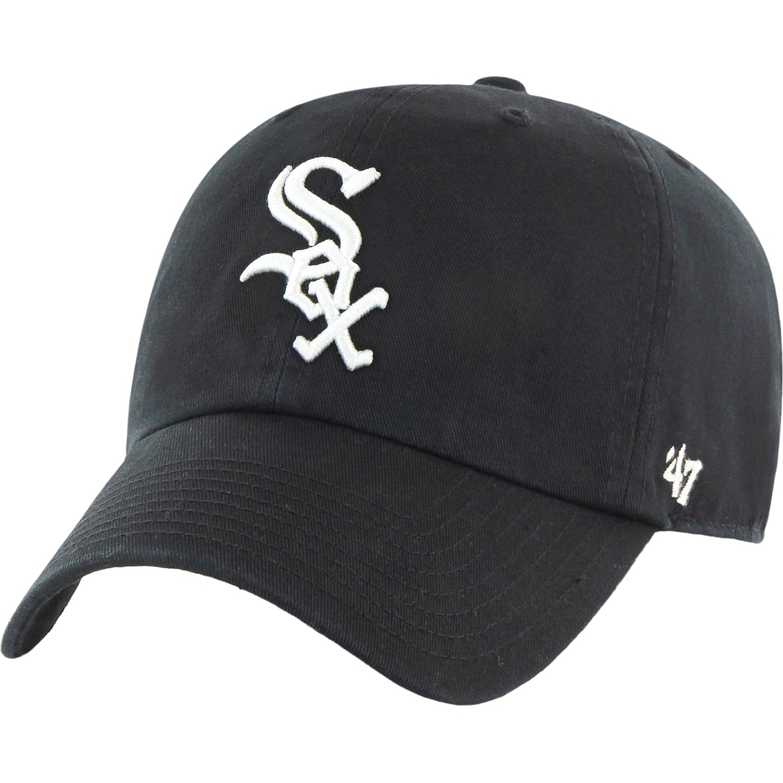 2eb95397cad 47 Brand Mlb Chicago White Sox Clean Up Baseball Cap | Mlb Apparel ...