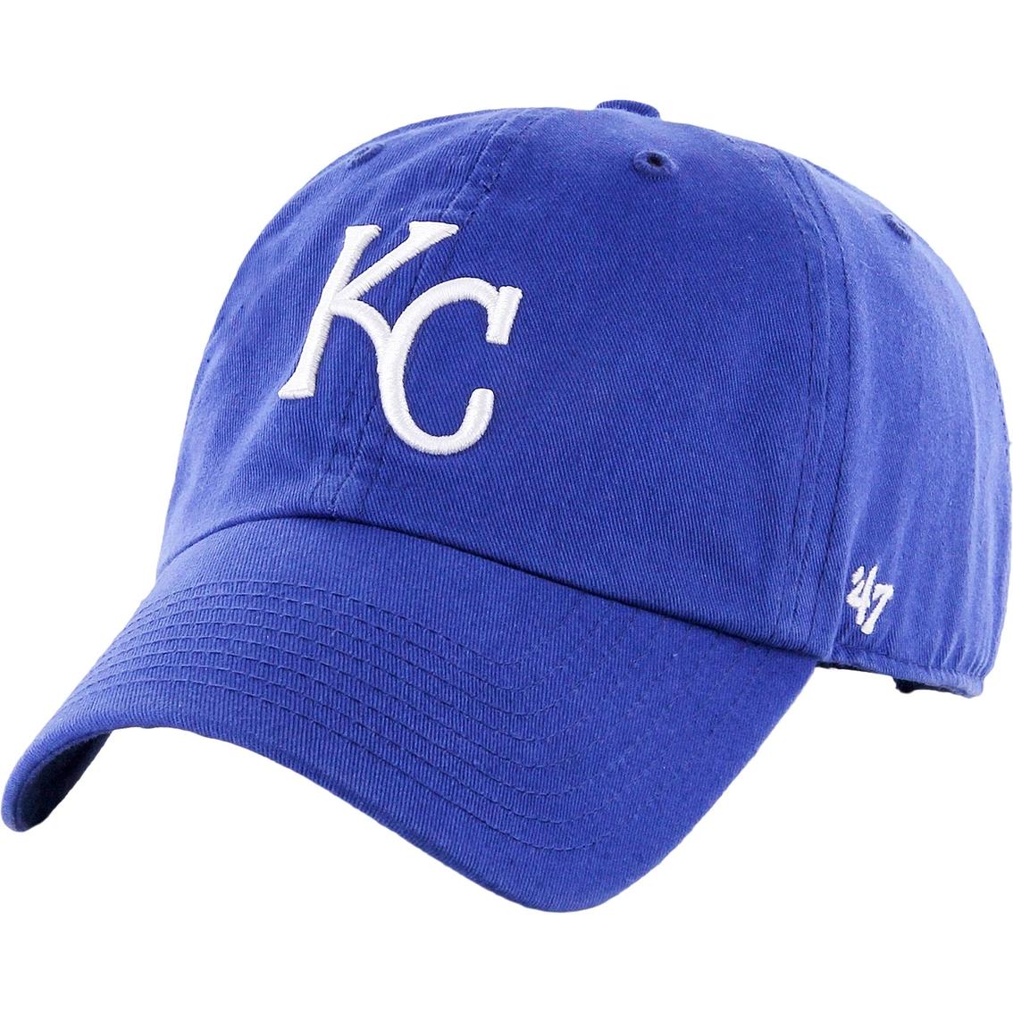 692bd9029ed1a 47 Brand Mlb Kansas City Royals Clean Up Baseball Cap