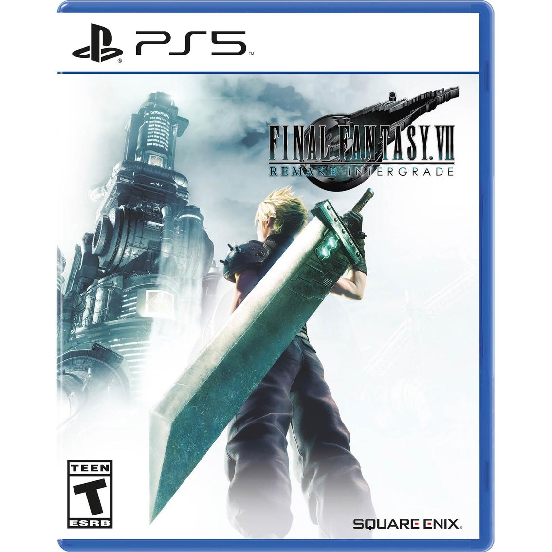 Final Fantasy Vii Remake Intergrade Ps20   Playstation 20 ...