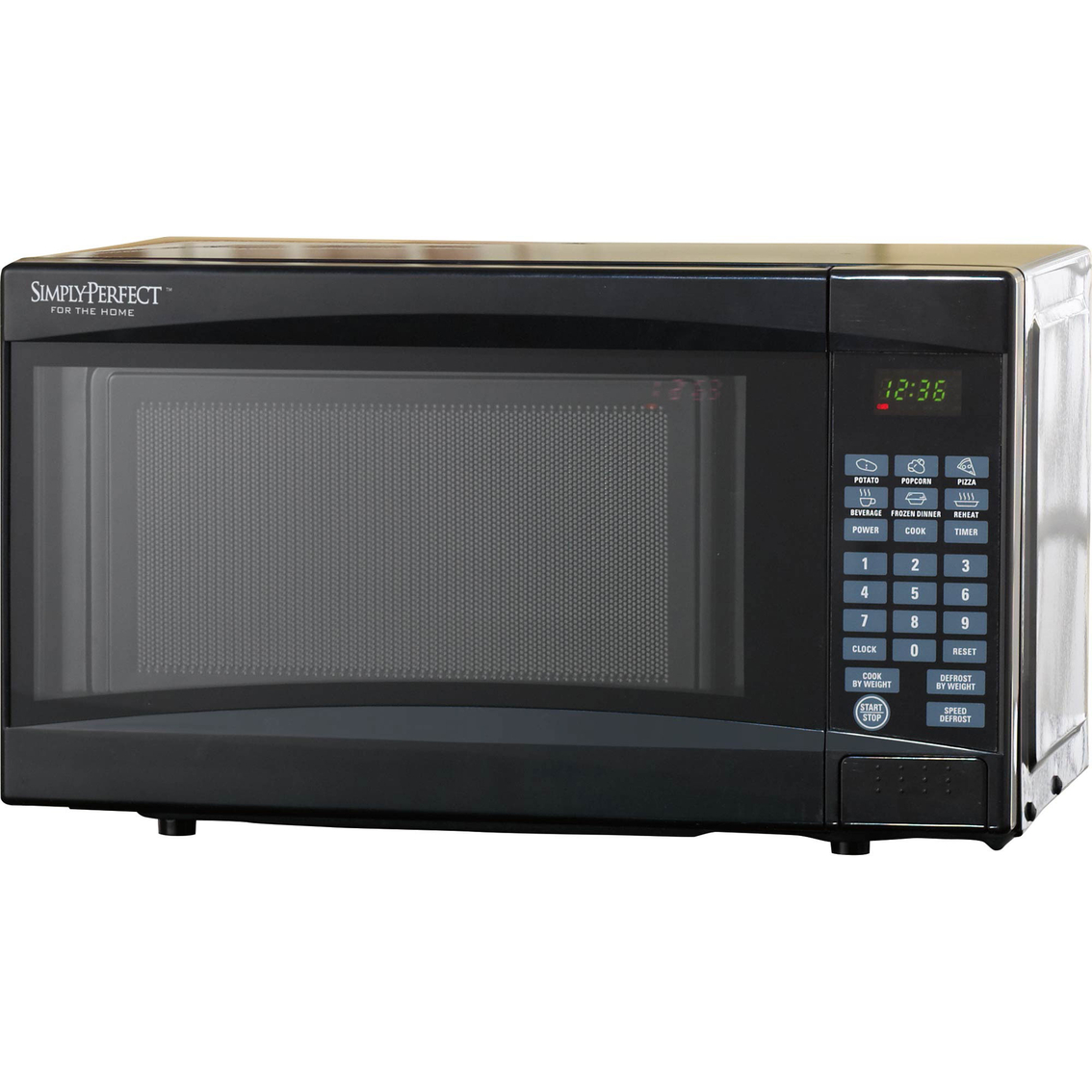 Kitchen Appliance Shop Simply Perfect 7 Cu Ft 700w Digital Microwave Countertop