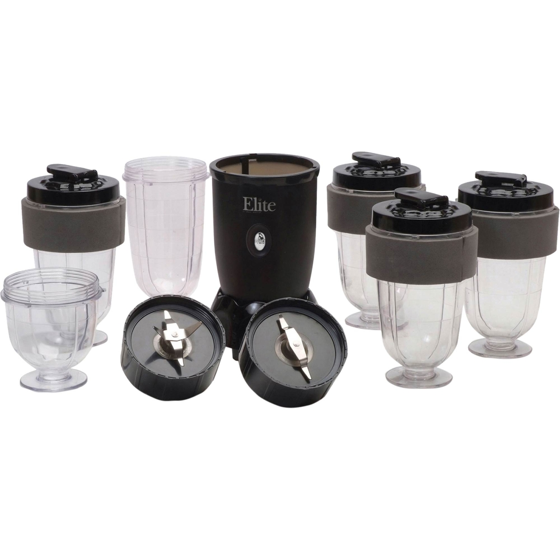 Elite cuisine personal drink mixer and blender juicers for The perfect drink mixer