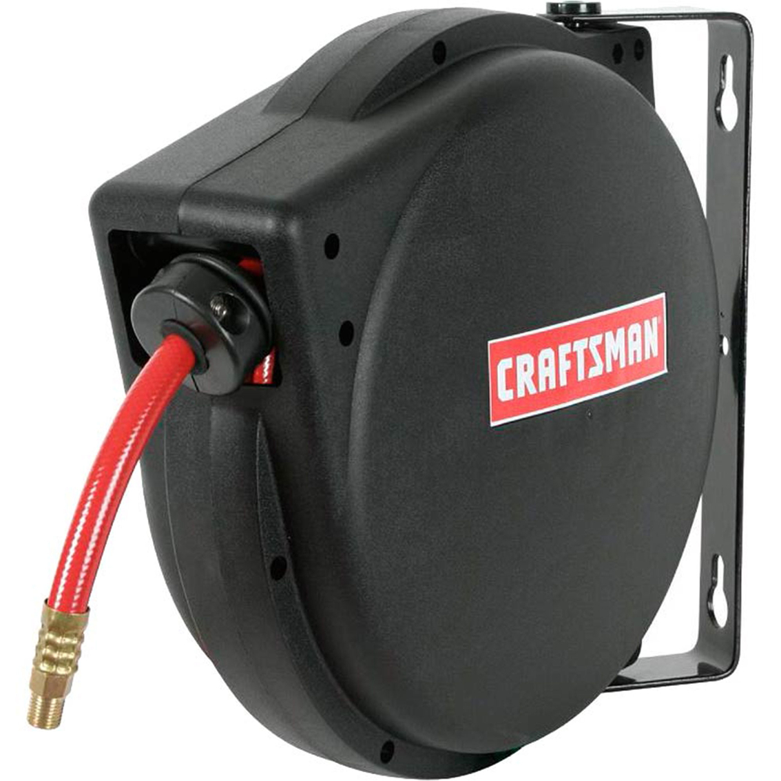 Craftsman 3/8 In. Air Hose Reel | Air Compressors | More | Shop The ...