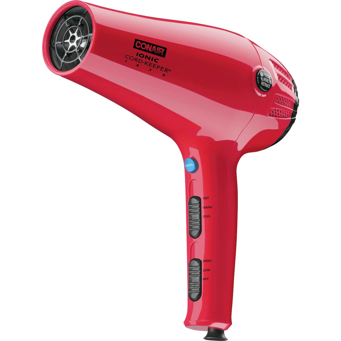 conair cord keeper styler hair dryers beauty health shop the exchange. Black Bedroom Furniture Sets. Home Design Ideas