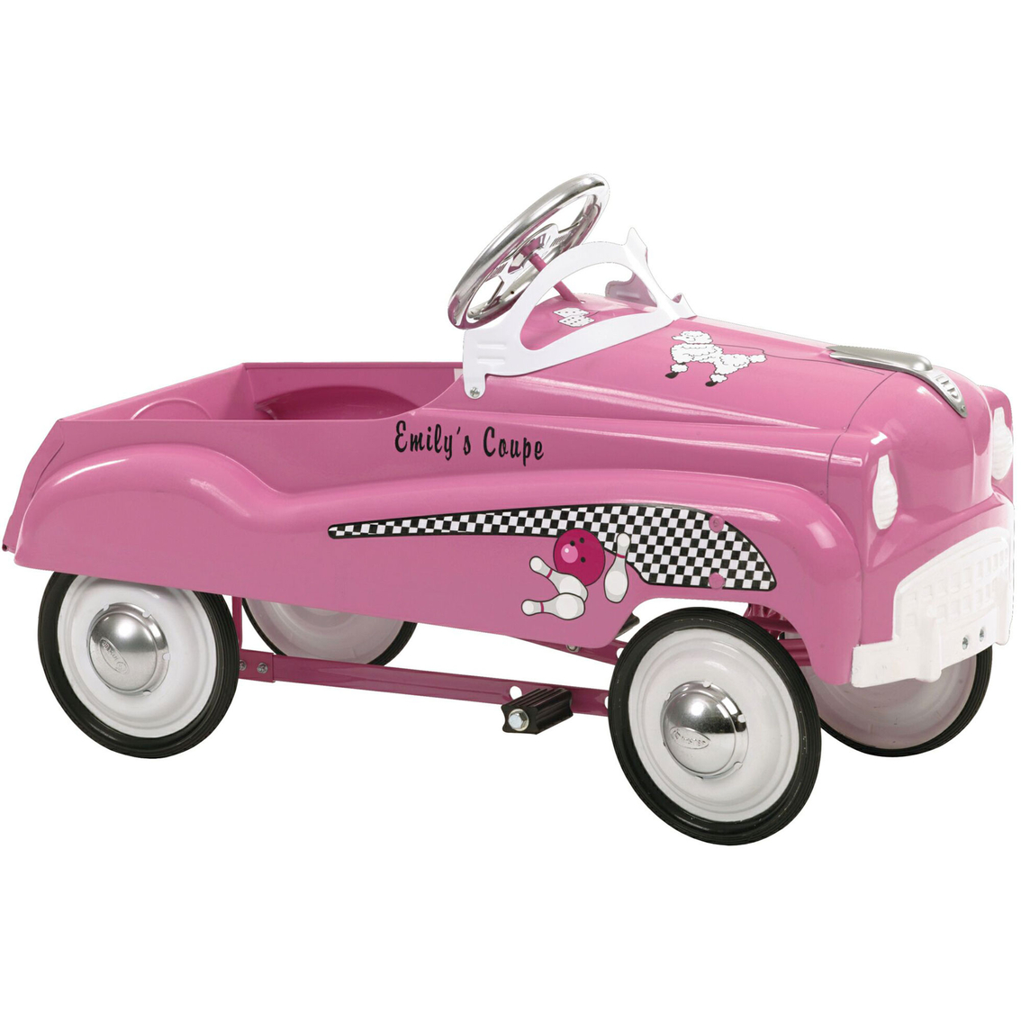 Pacific Cycle Pink Lady Pedal Car | Pedal & Push | Baby & Toys ...