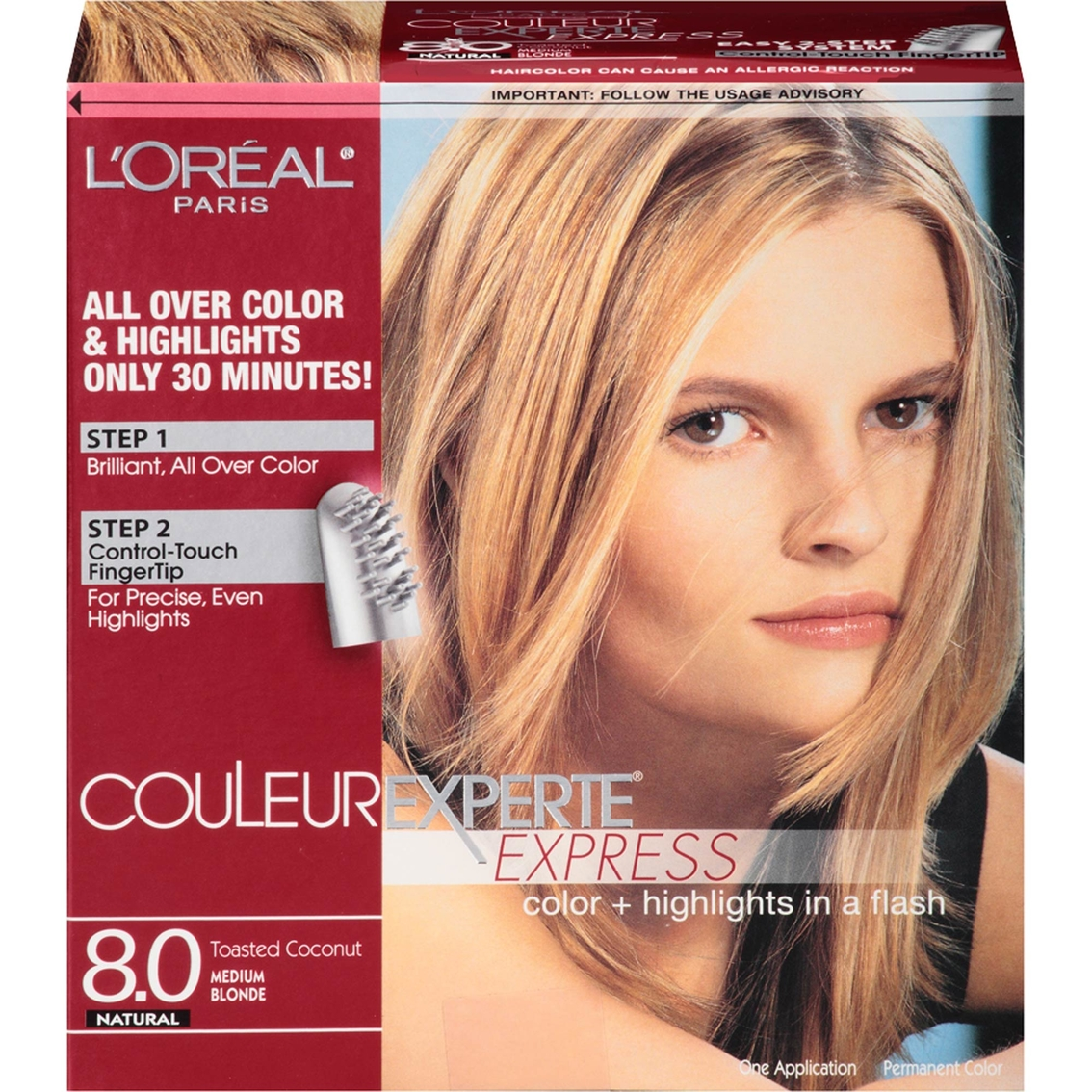 Loreal Couleur Experte Color Hair Highlights Hair Treatments