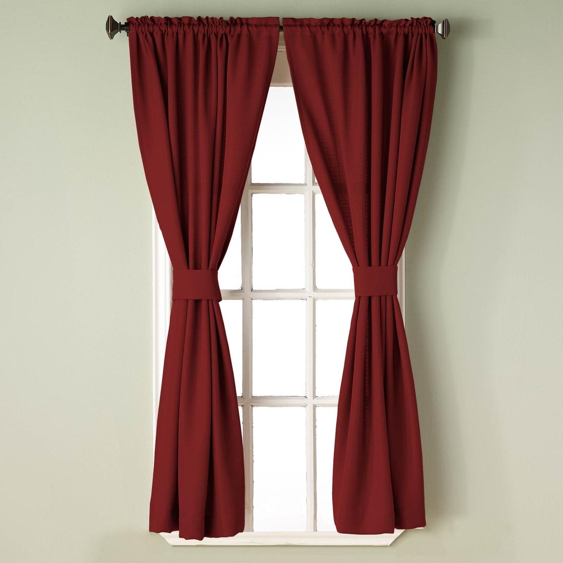 Window Curtain Panel 80 X 63 2 Pk
