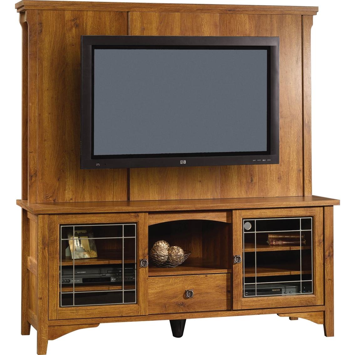 Sauder Rose Valley Entertainment Credenza Media Furniture Home Appliances Shop The Exchange