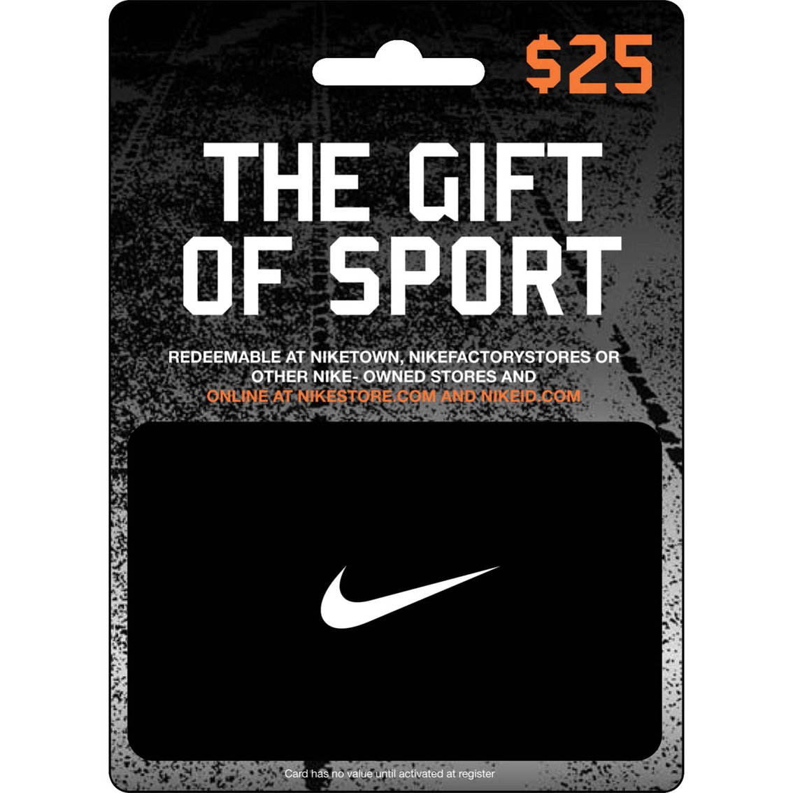Nike Gift Card | Shoes & Apparel | Gifts & Food | Shop The Exchange