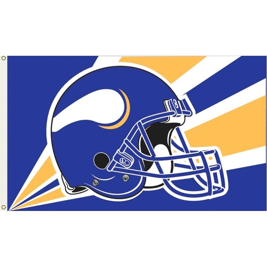 af941ebae7e Annin Nfl Minnesota Vikings 3 Ft. X 5 Ft. Flag