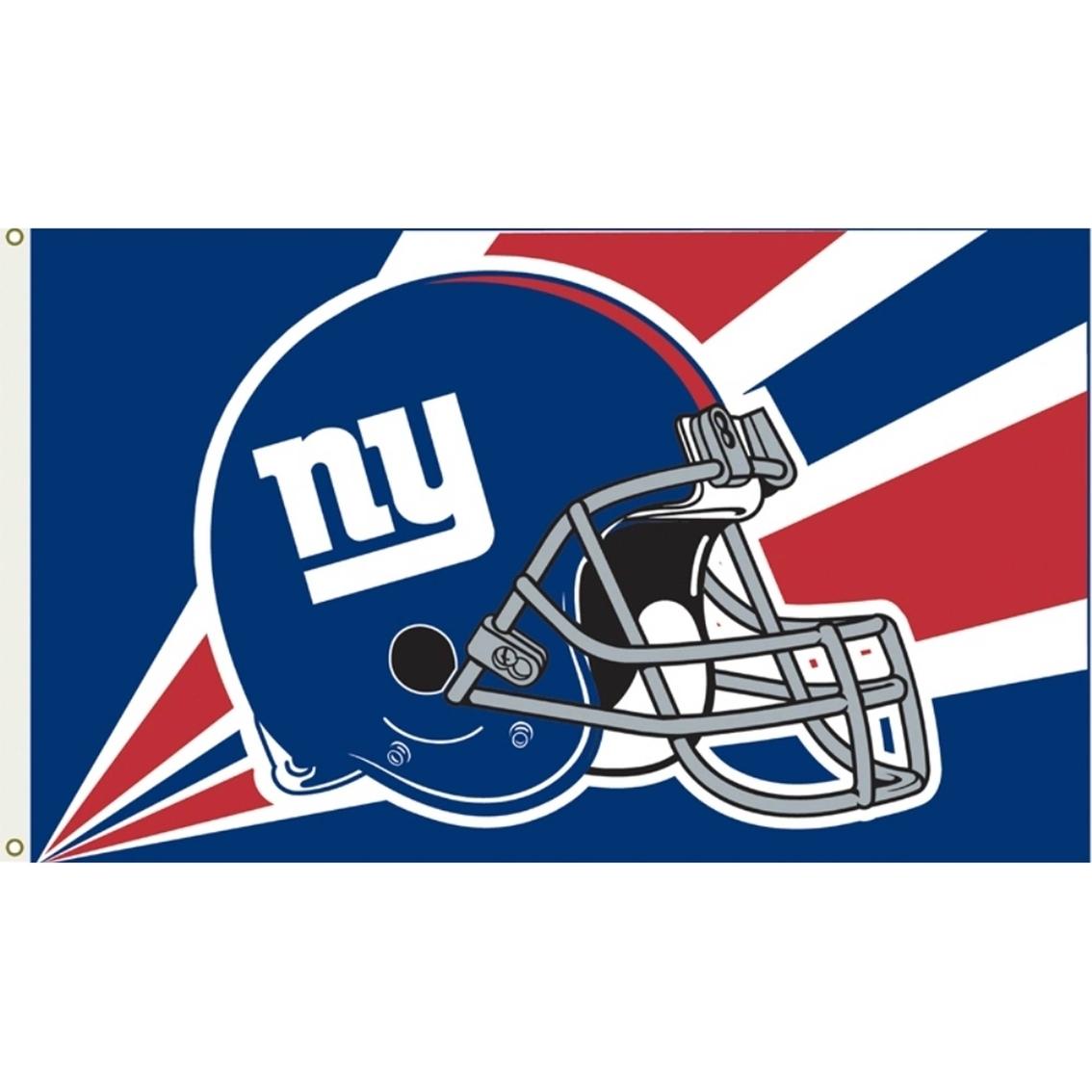 Annin Nfl New York Giants 3 Ft X 5 Ft Flag Nfl Flags