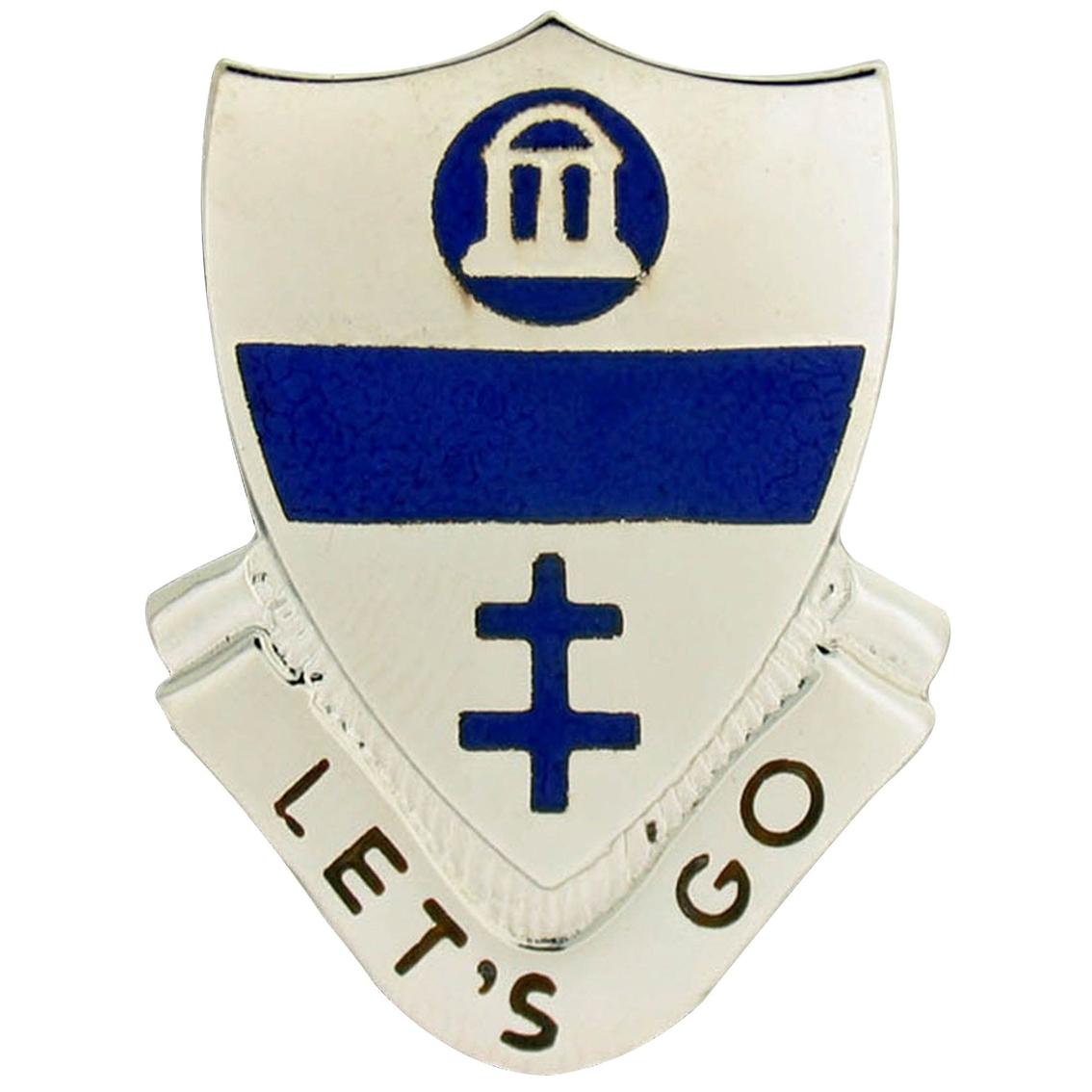 Army 325th Infantry Regiment Unit Crest Infantry Unit